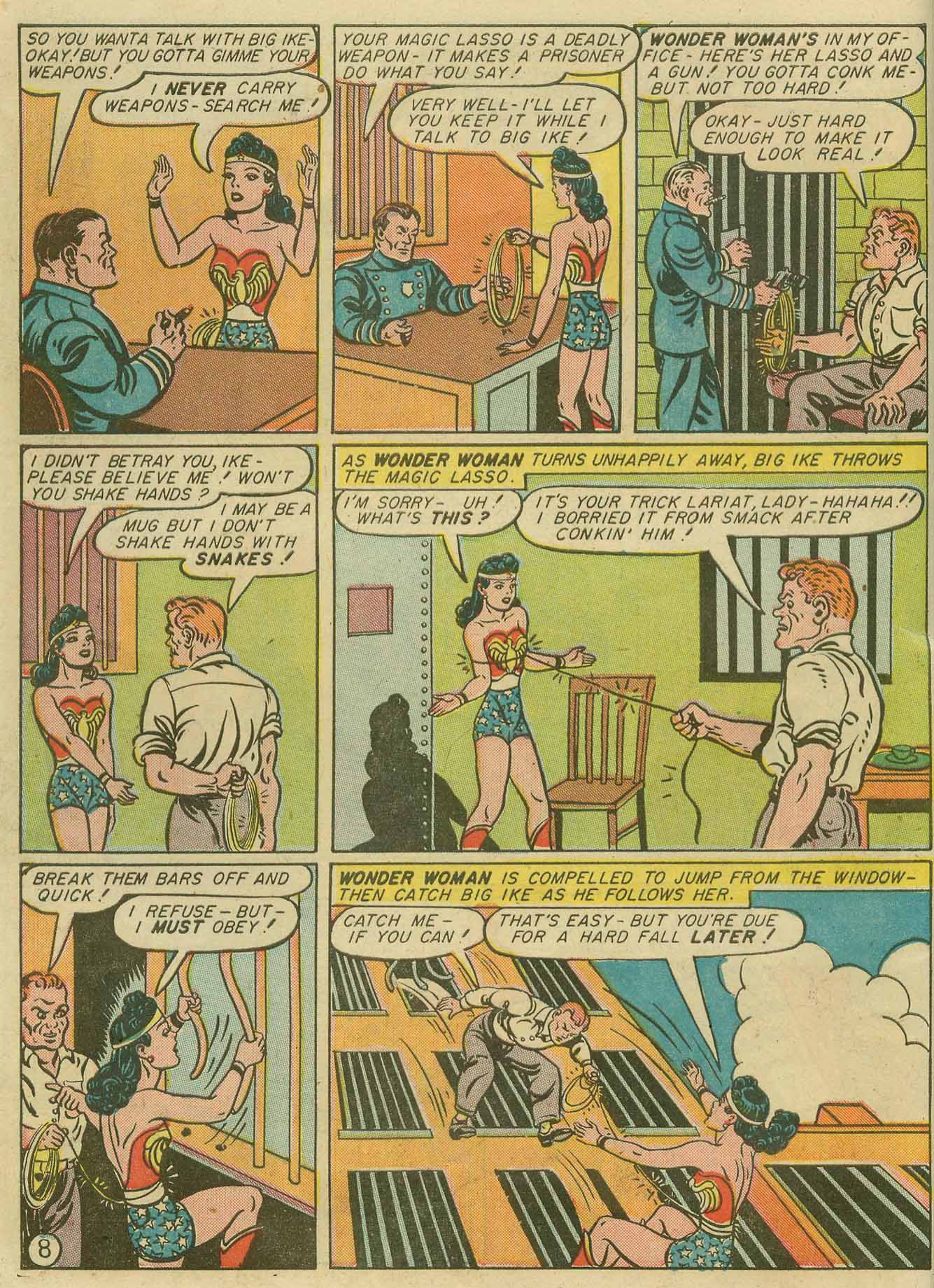 Read online Sensation (Mystery) Comics comic -  Issue #28 - 11
