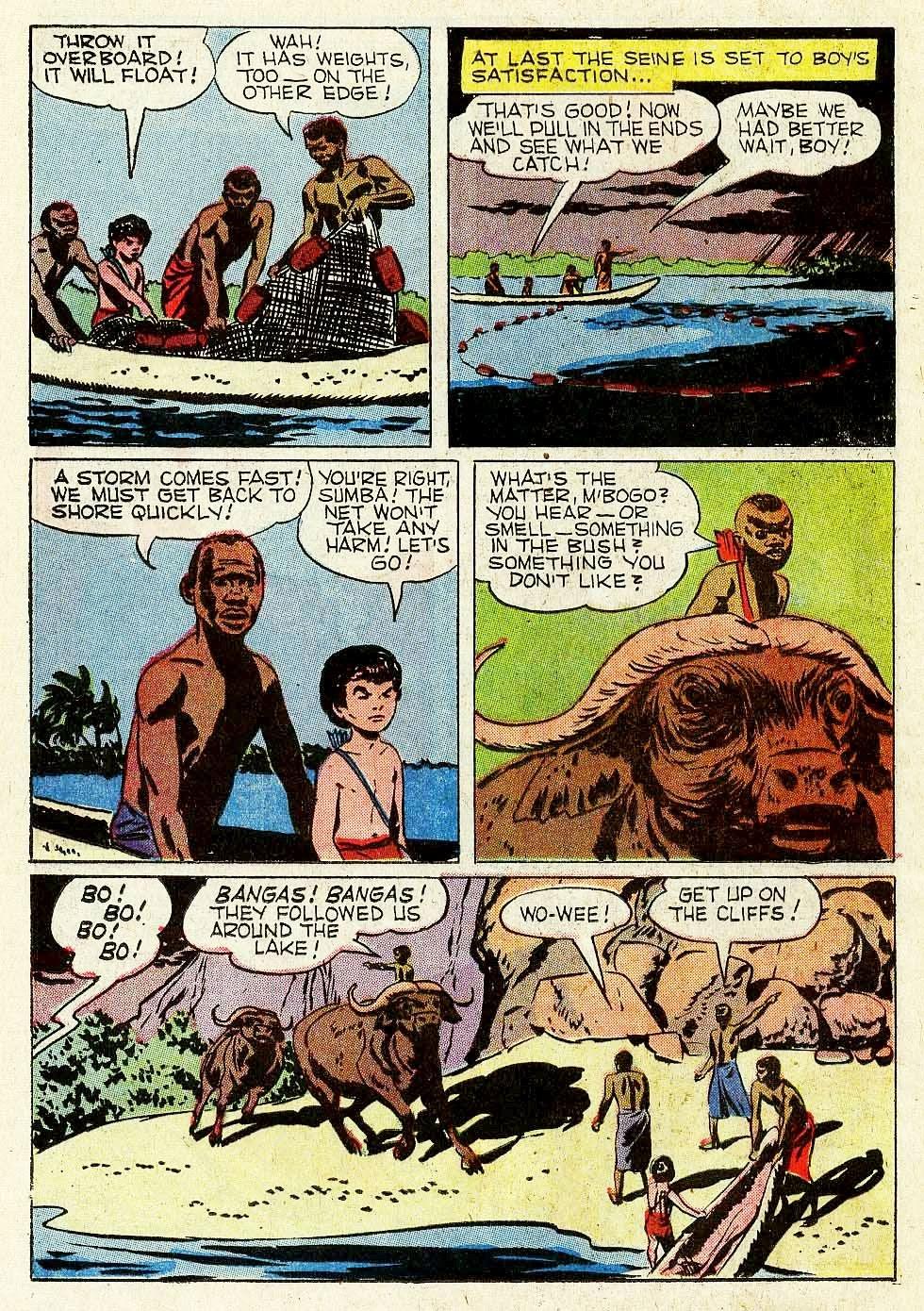 Tarzan (1948) issue 122 - Page 24