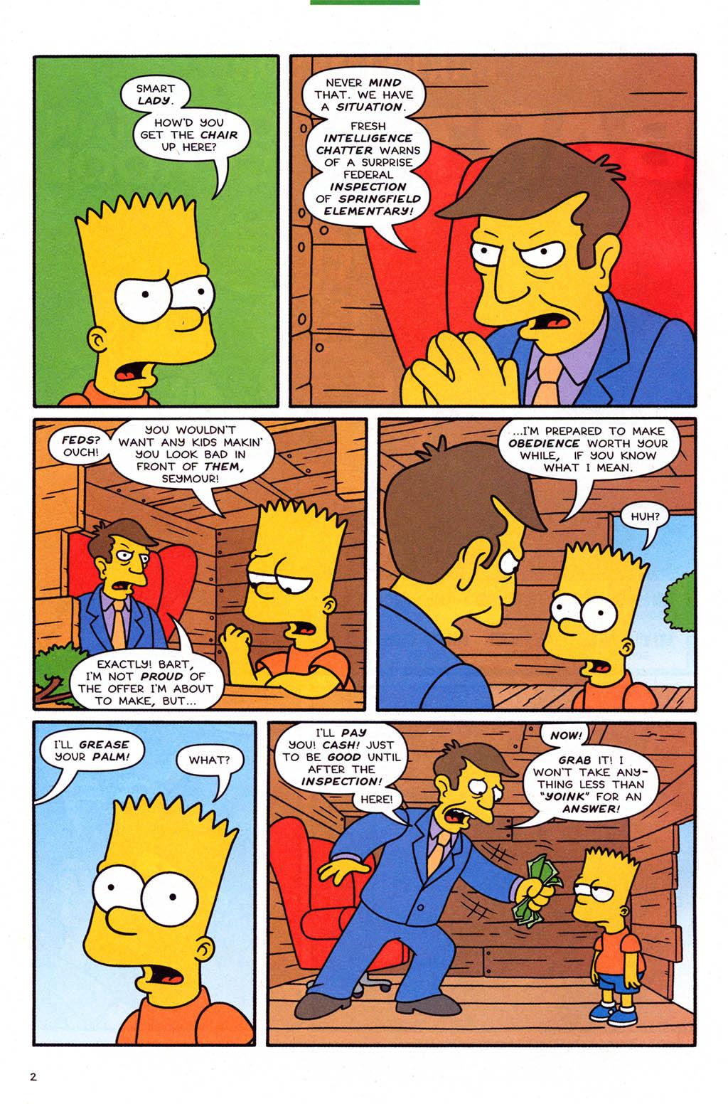 Read online Simpsons Comics Presents Bart Simpson comic -  Issue #23 - 4