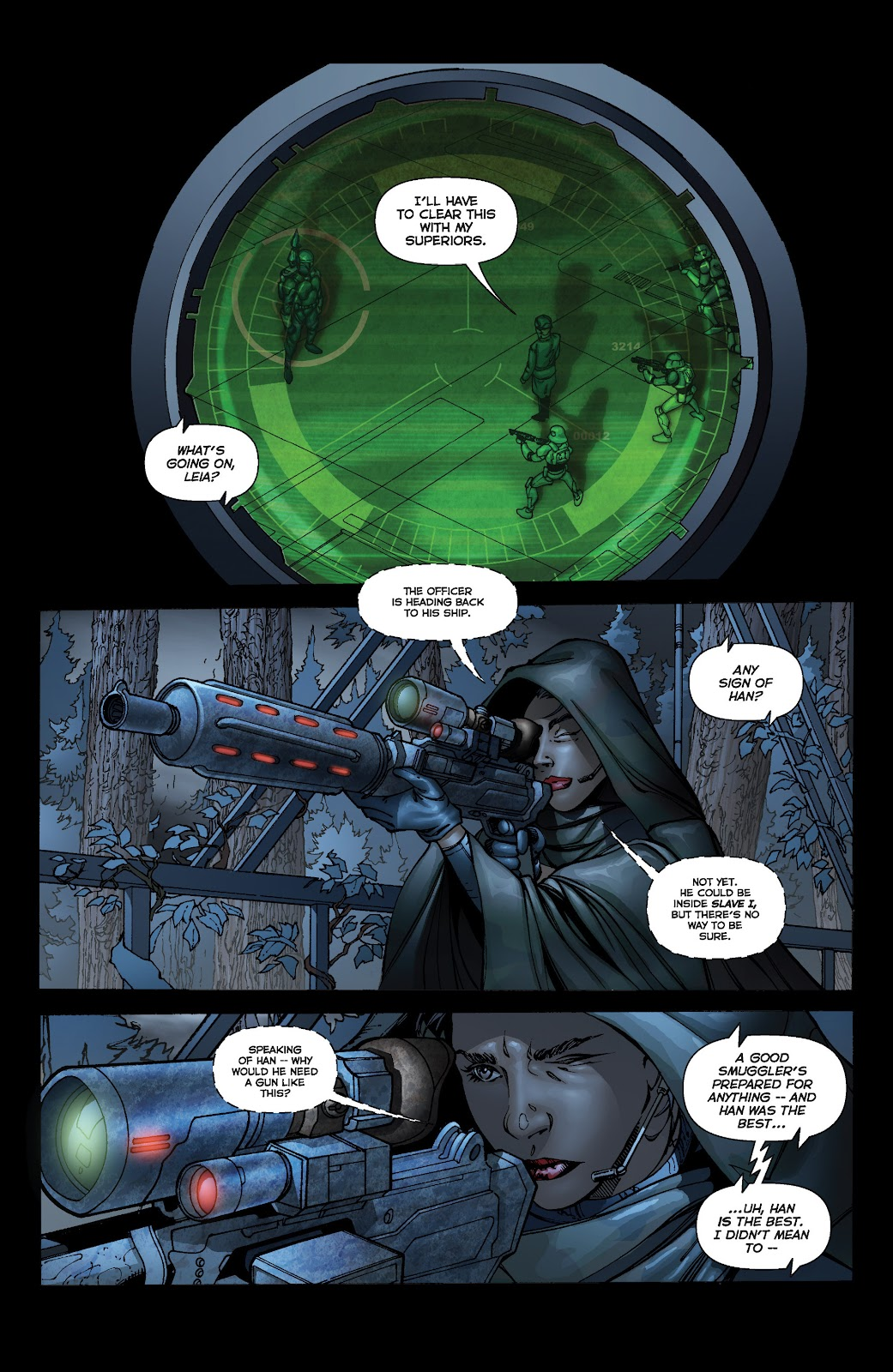 Read online Star Wars Legends: Infinities - Epic Collection comic -  Issue # TPB (Part 3) - 28
