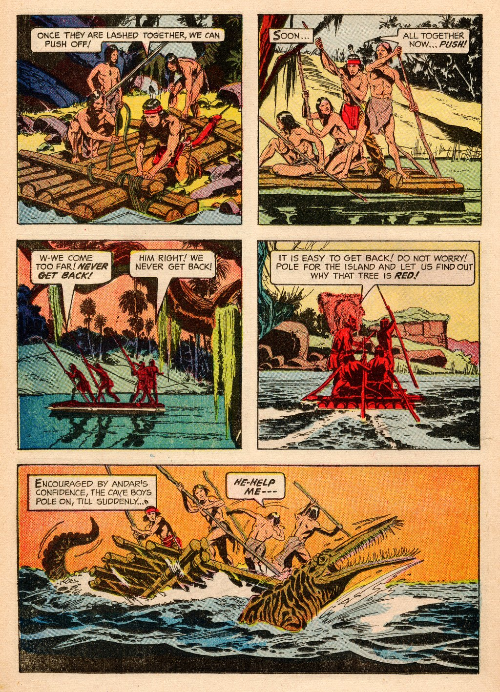 Read online Turok, Son of Stone comic -  Issue #33 - 26
