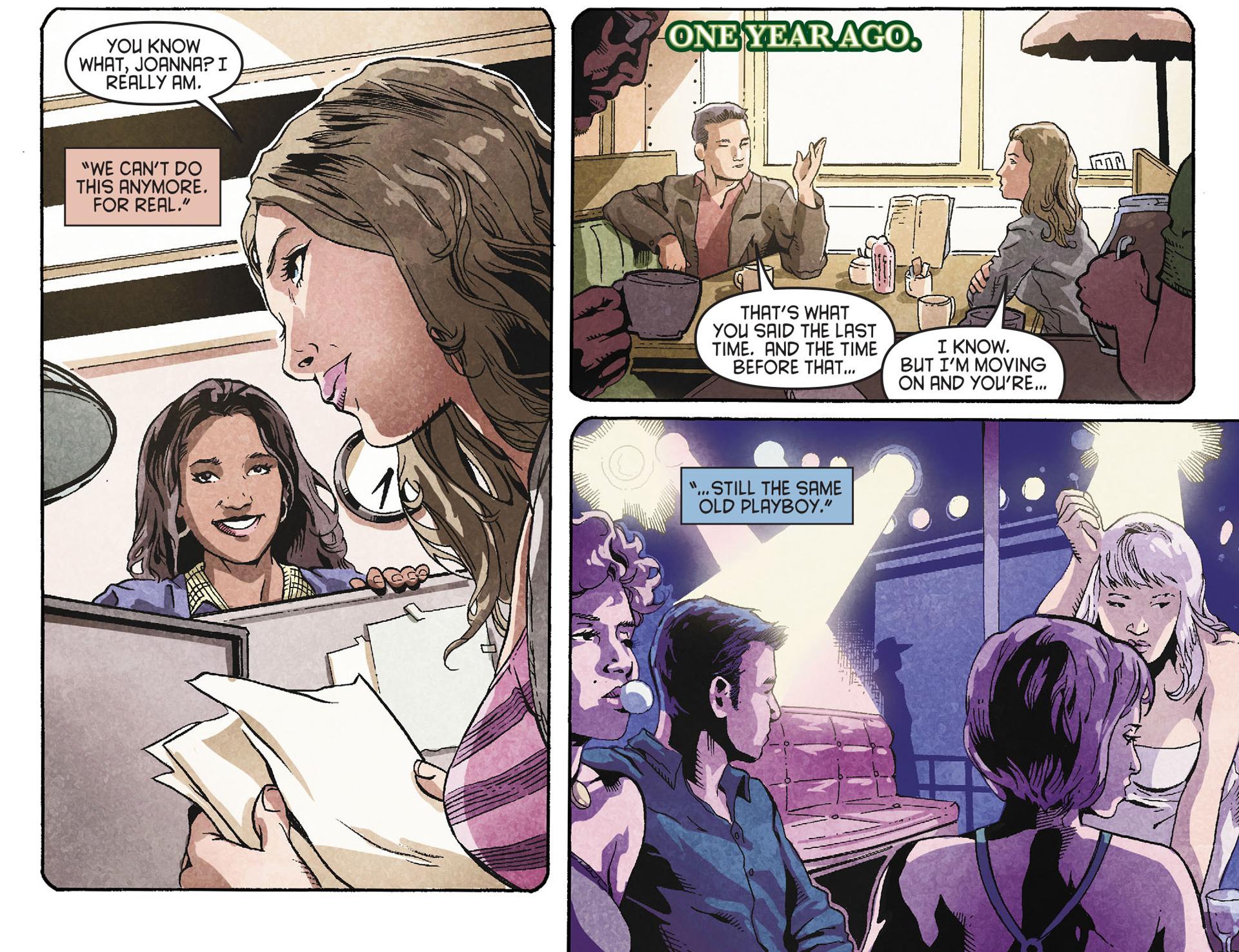 Read online Arrow [II] comic -  Issue #26 - 16