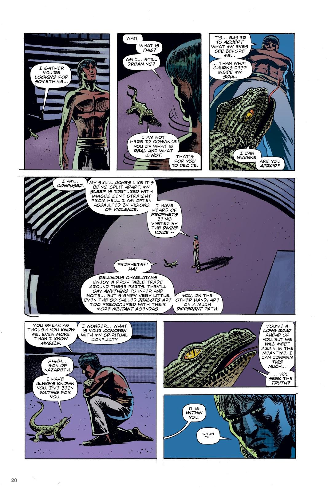 Read online Jesusfreak comic -  Issue # Full - 16