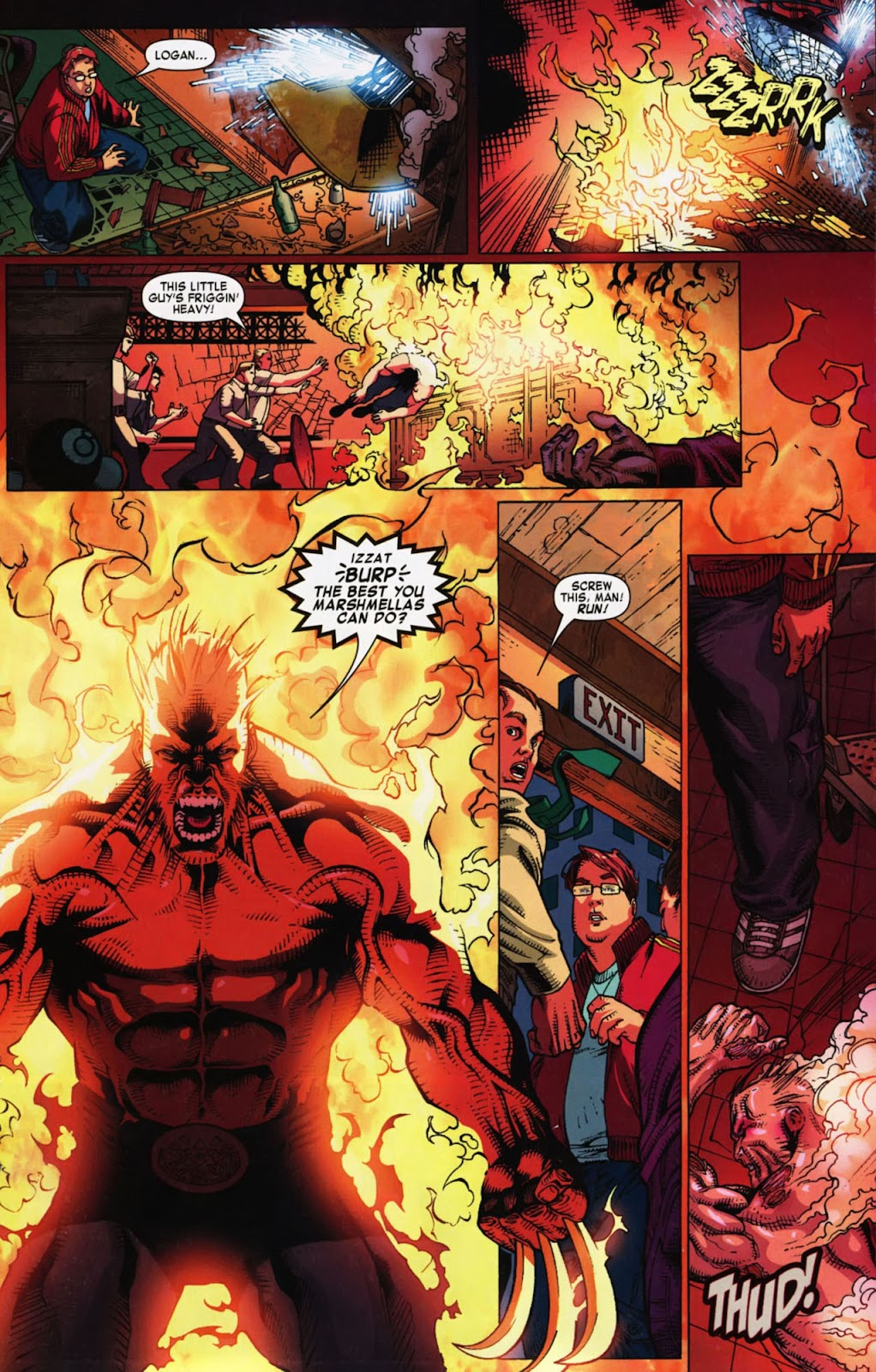 Read online Wolverine (2003) comic -  Issue #900 - 54