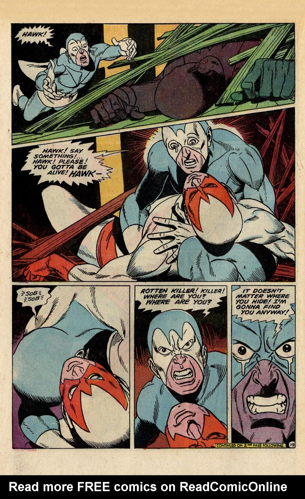 The Hawk and the Dove issue 5 - Page 24