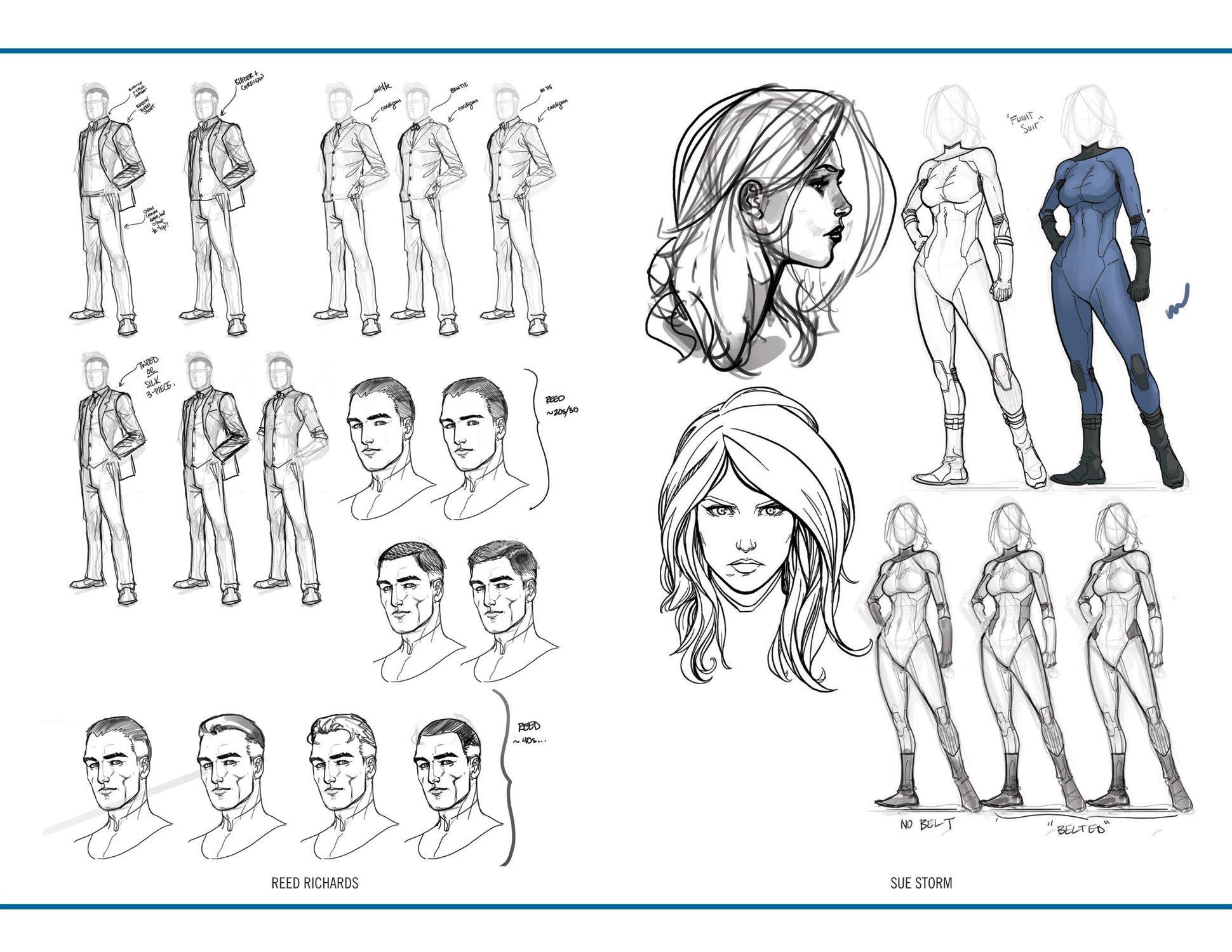 Read online Fantastic Four: Season One comic -  Issue # TPB - 132