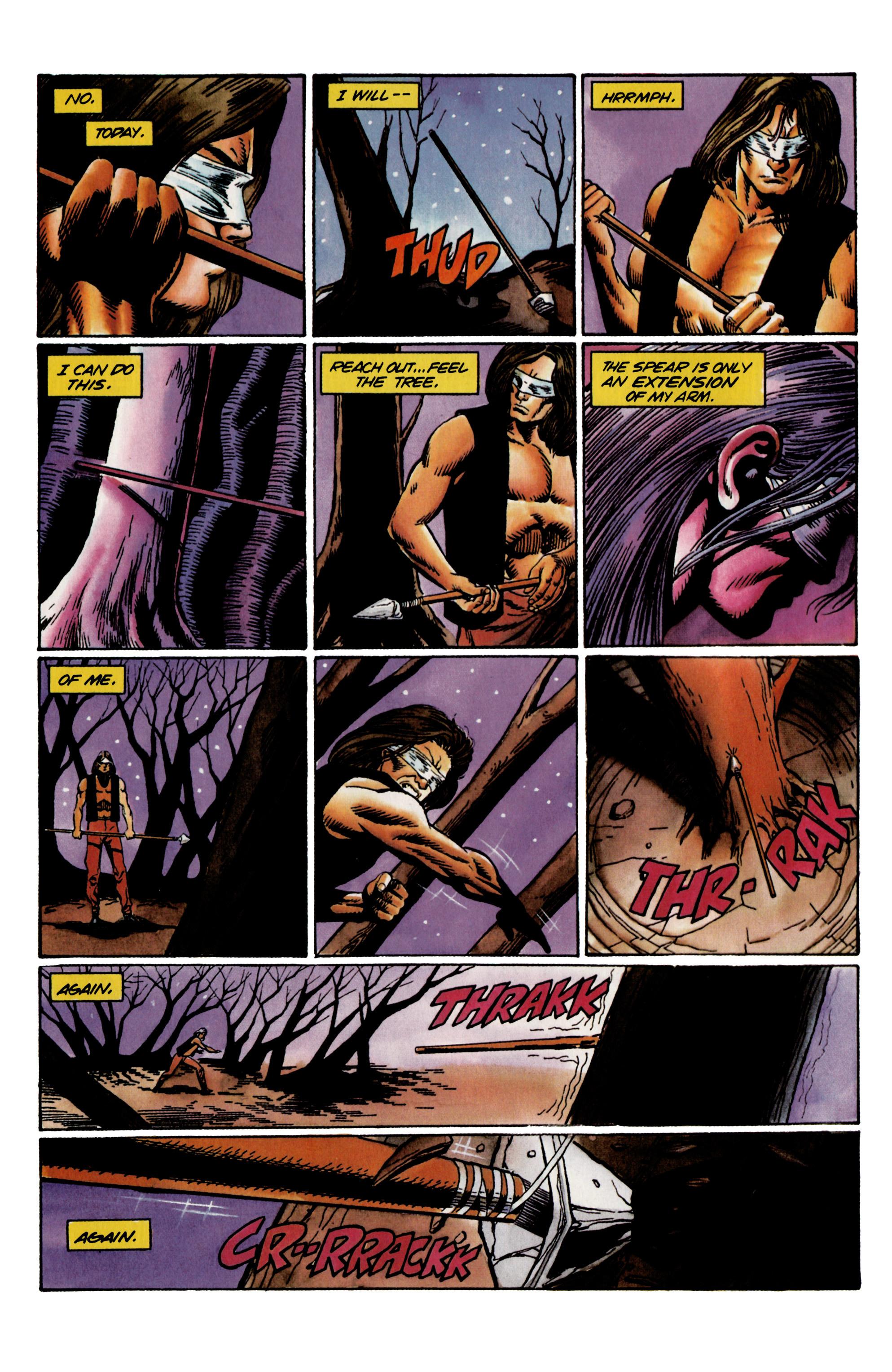 Read online Eternal Warrior (1992) comic -  Issue #23 - 14