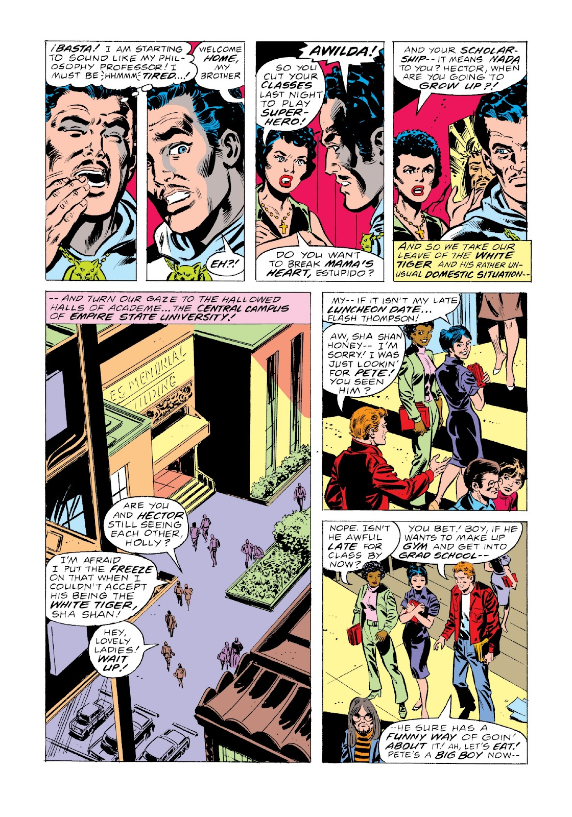 Read online Marvel Masterworks: The Spectacular Spider-Man comic -  Issue # TPB 2 (Part 3) - 1