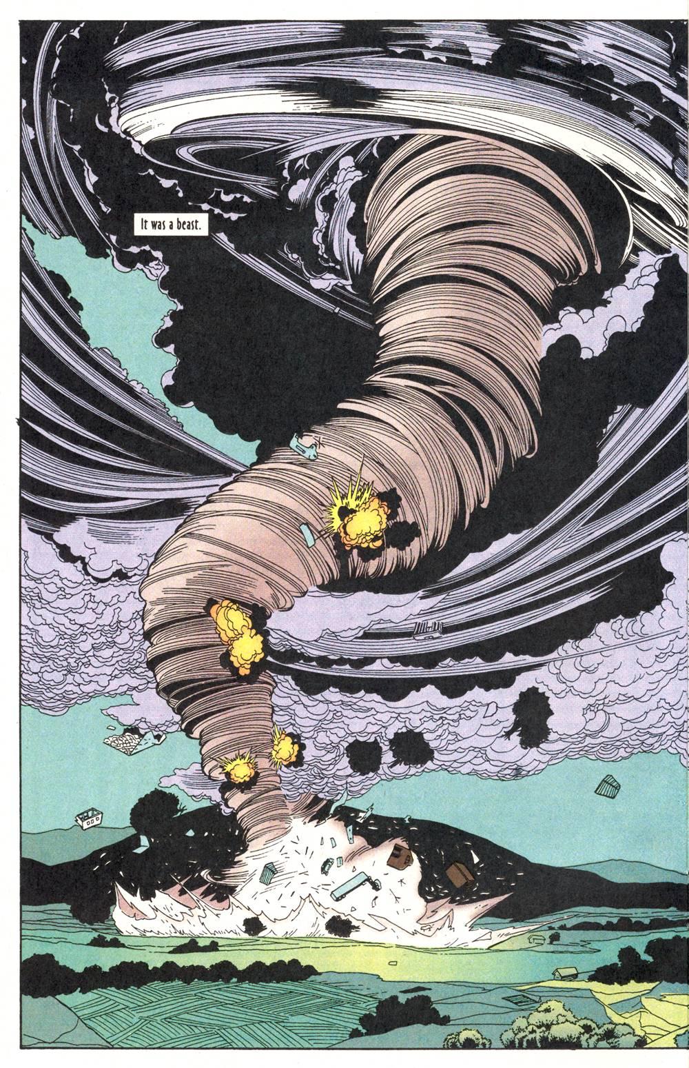 Read online Xero comic -  Issue #6 - 4
