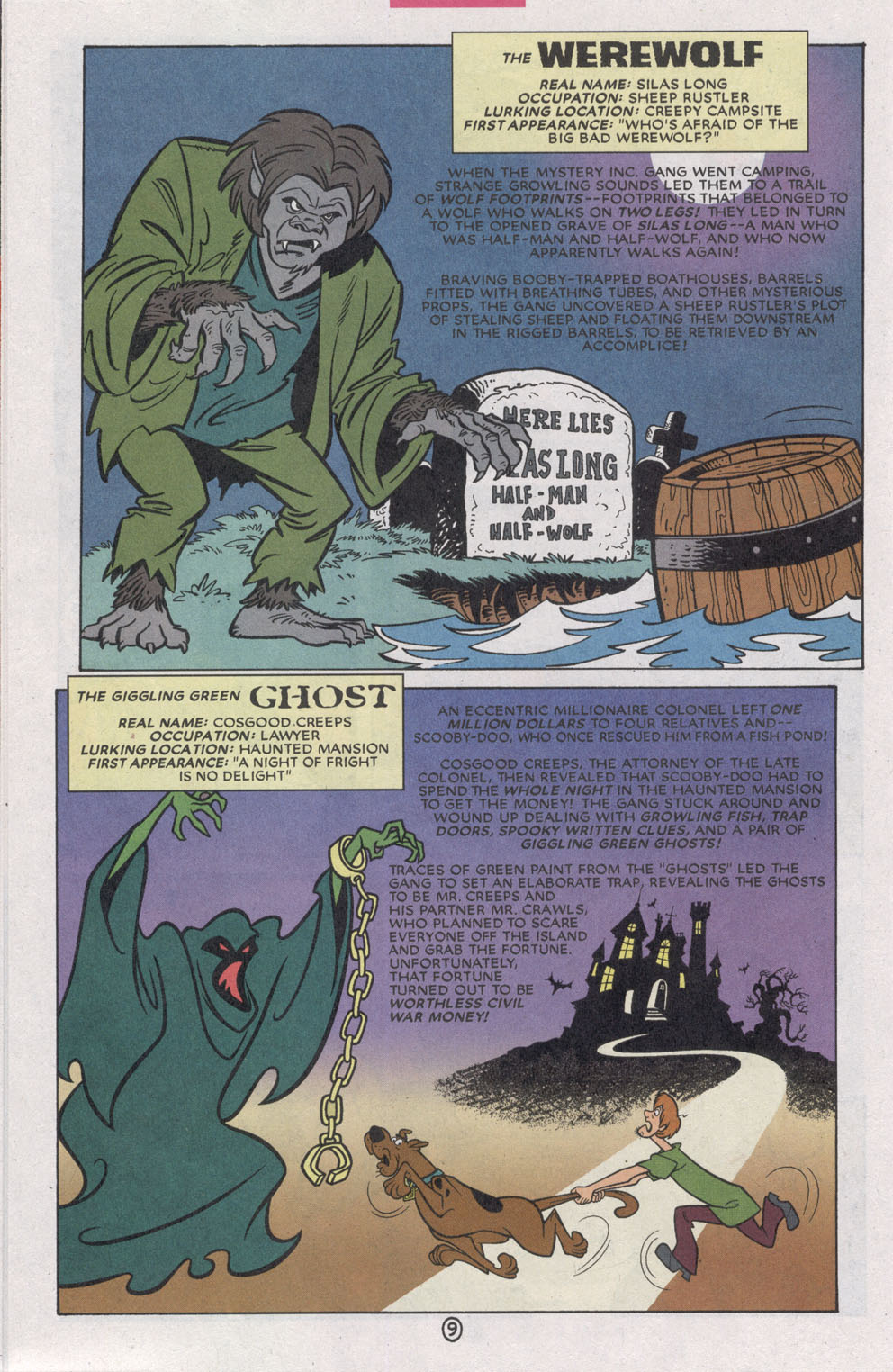 Read online Scooby-Doo (1997) comic -  Issue #74 - 14