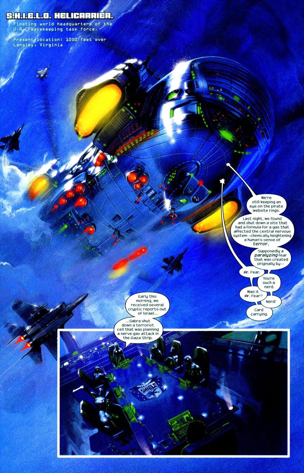 Read online Secret War comic -  Issue #1 - 6