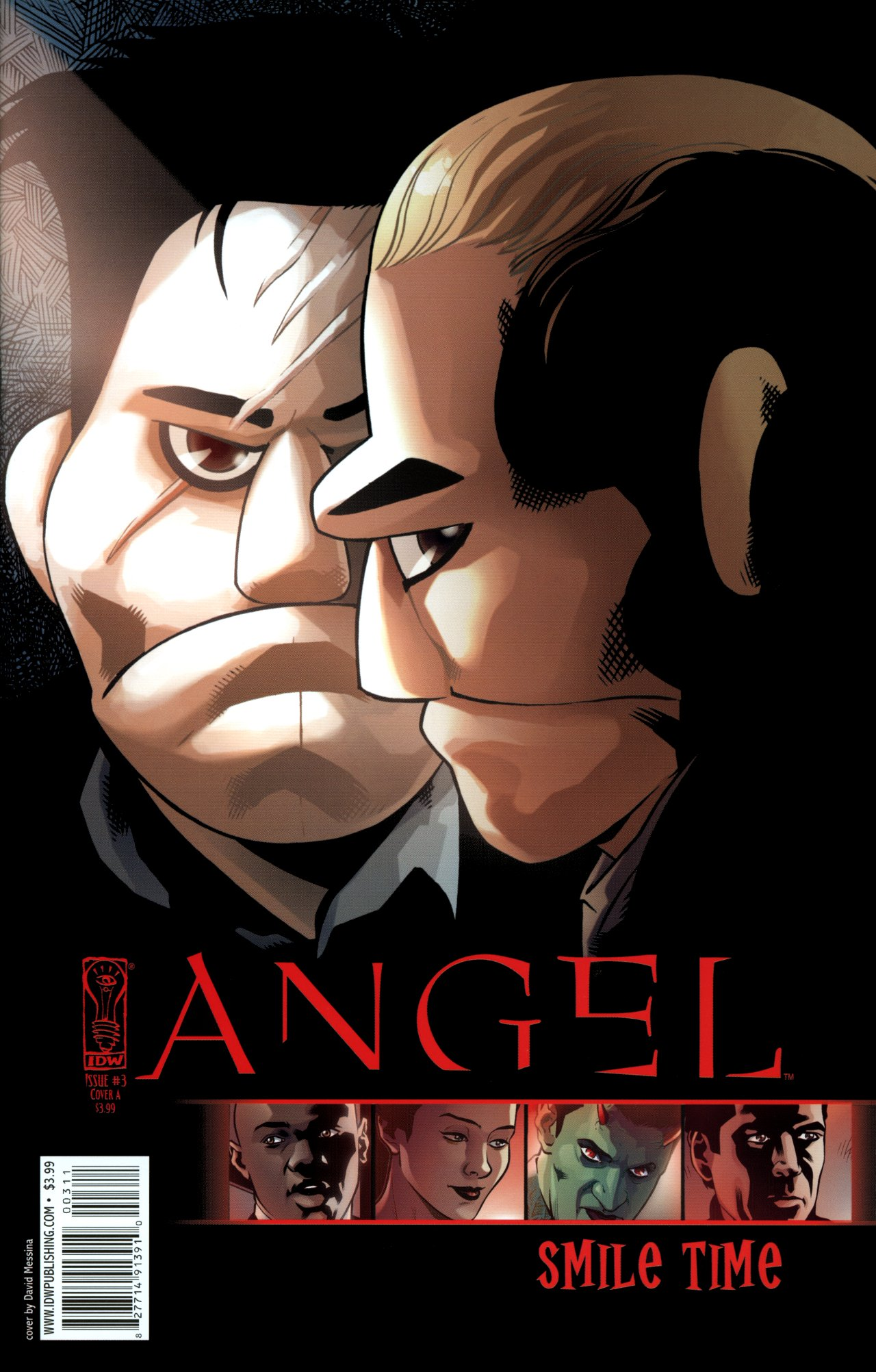 Read online Angel: Smile Time comic -  Issue #3 - 1