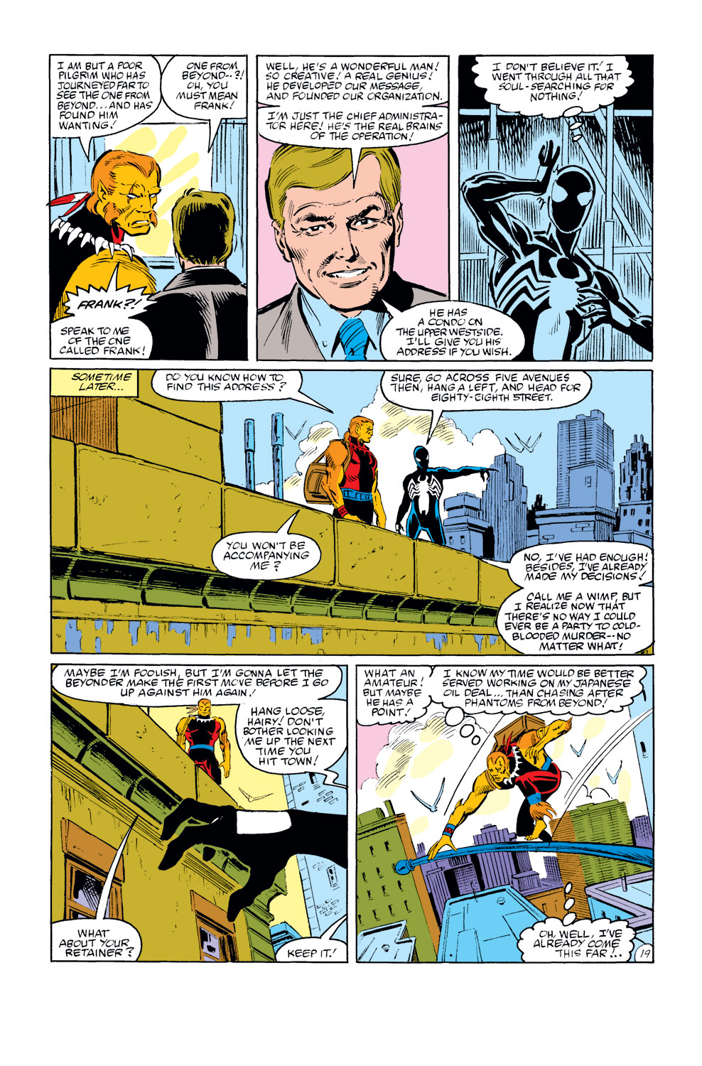 The Amazing Spider-Man (1963) 273 Page 19