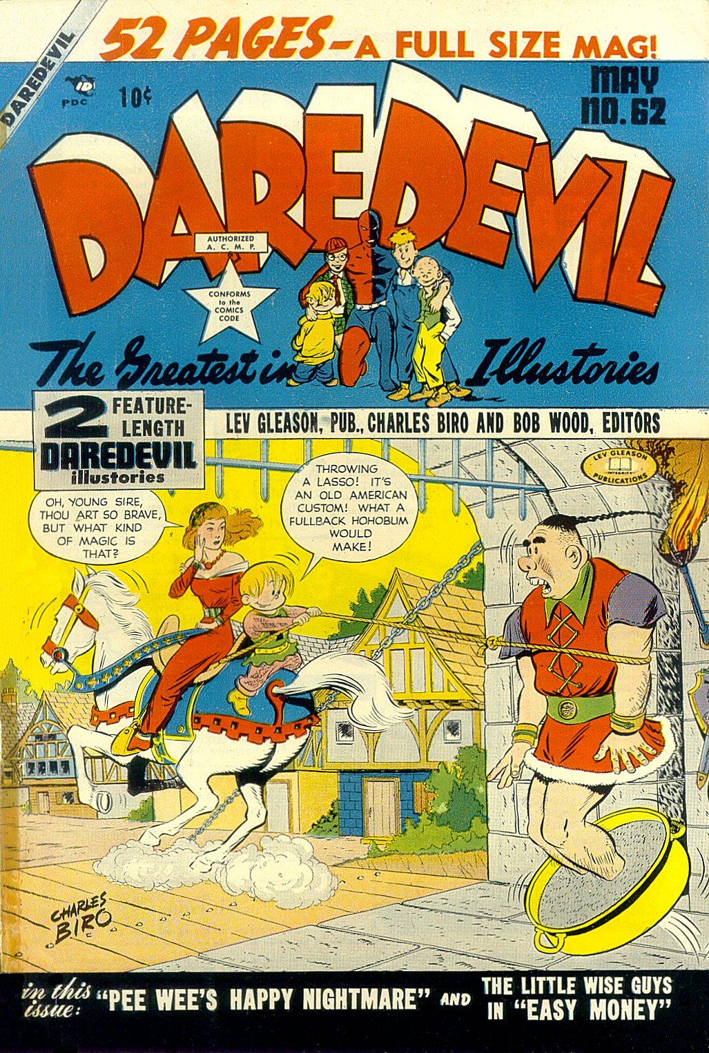 Daredevil (1941) 62 Page 1