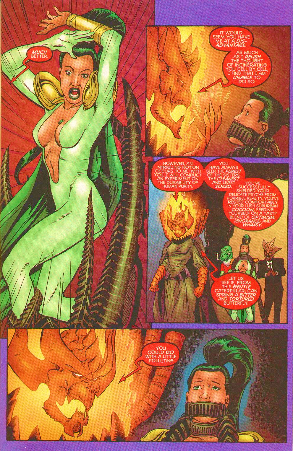 Read online Trinity Angels comic -  Issue #11 - 7