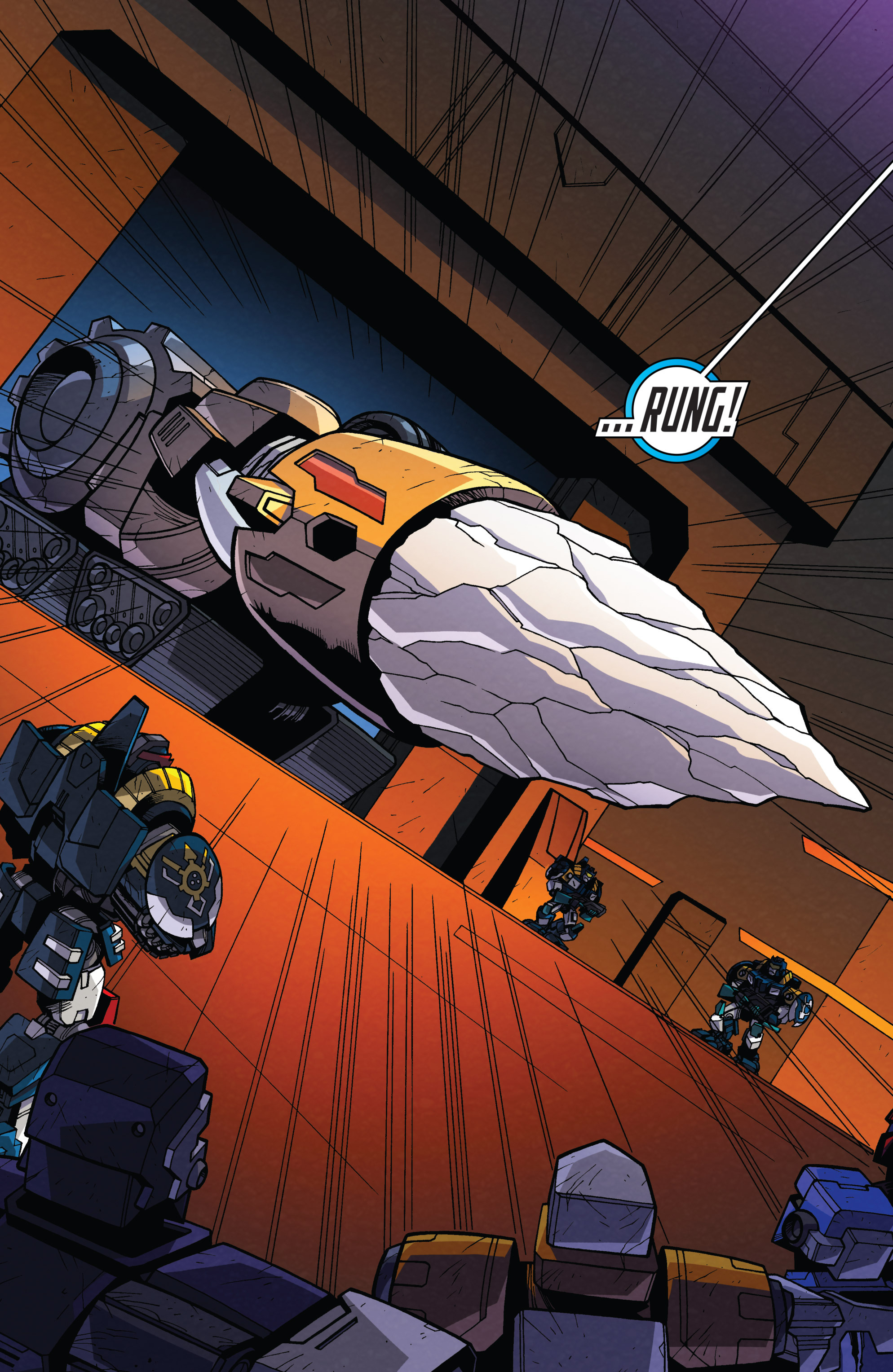 Read online Transformers: Lost Light comic -  Issue #3 - 21