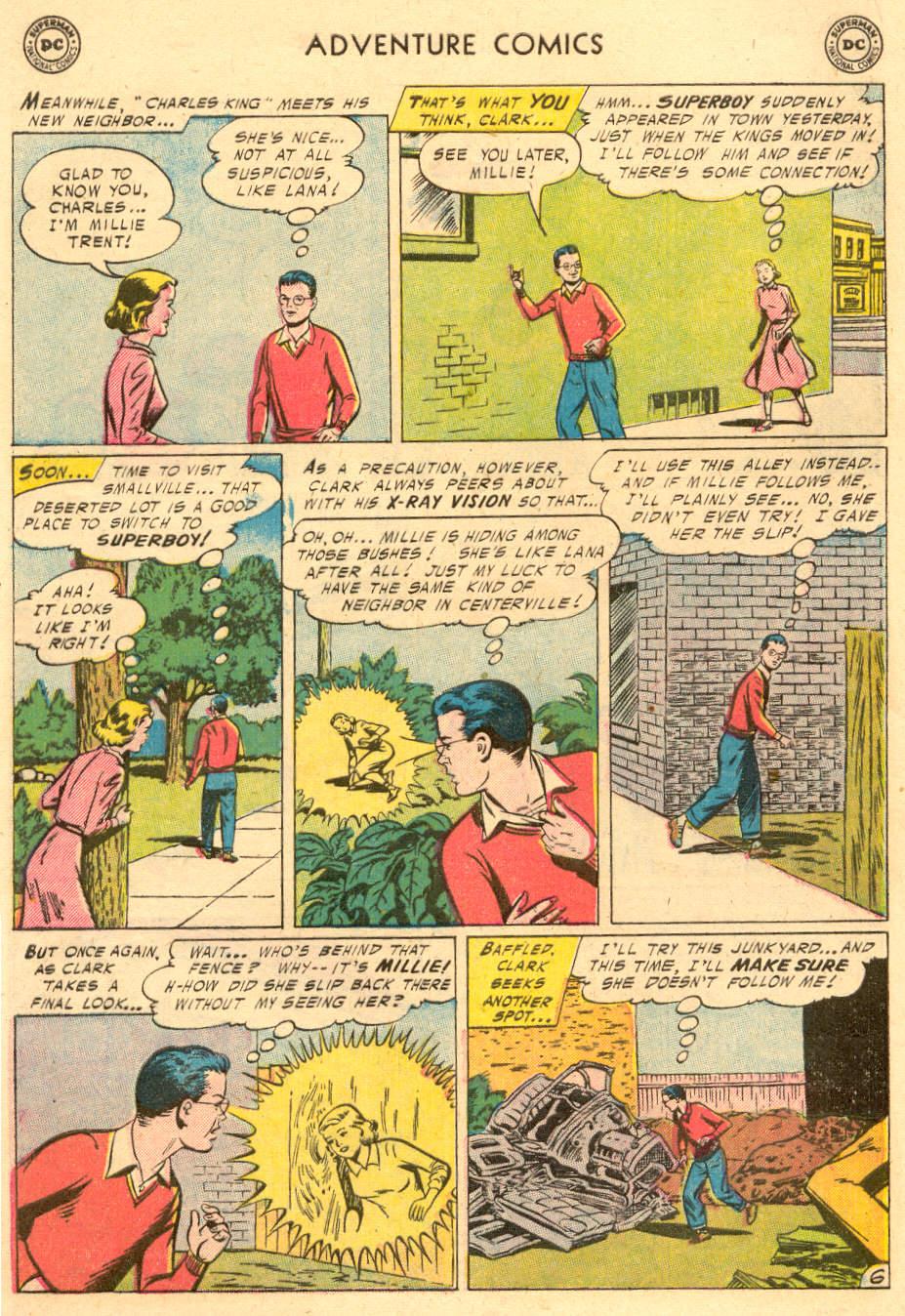 Read online Adventure Comics (1938) comic -  Issue #229 - 8