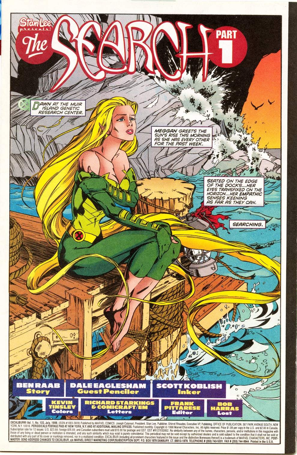 Excalibur (1988) issue 122 - Page 3