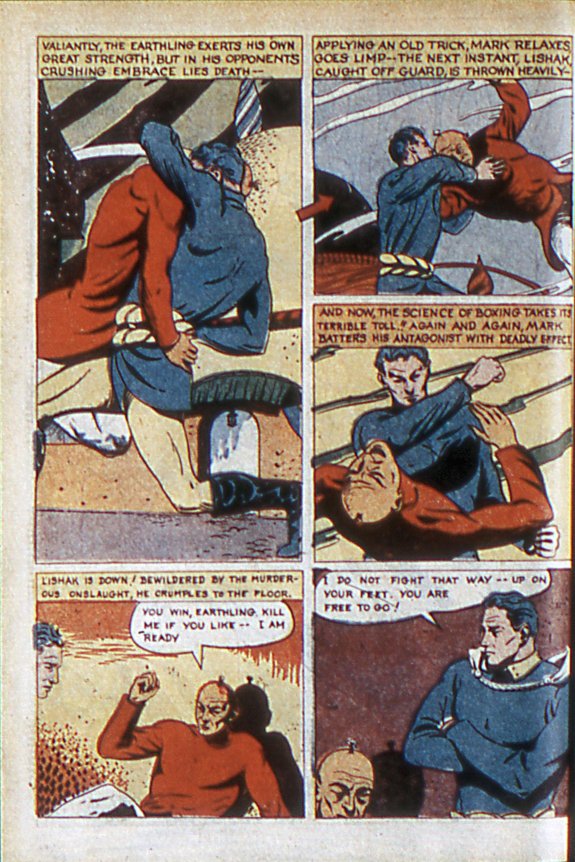 Read online Adventure Comics (1938) comic -  Issue #60 - 23