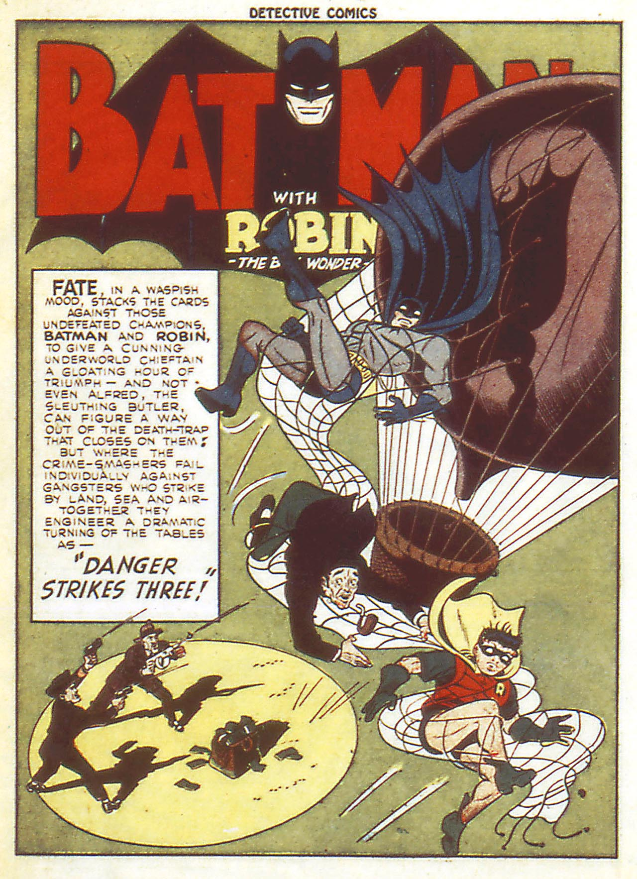 Read online Detective Comics (1937) comic -  Issue #86 - 3