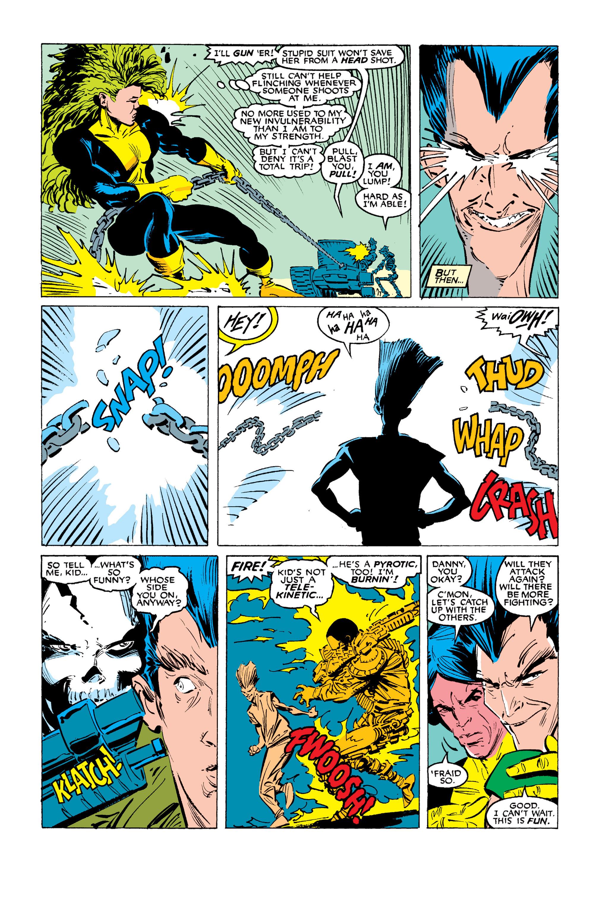Read online Uncanny X-Men (1963) comic -  Issue #254 - 15
