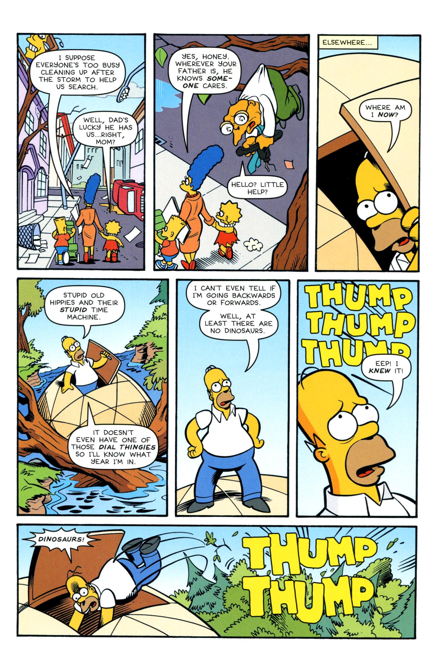 Read online Simpsons Comics comic -  Issue #195 - 19