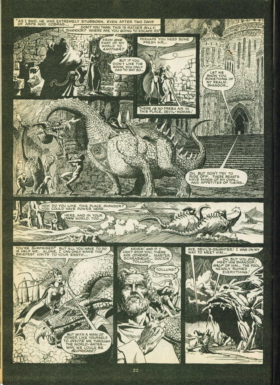 Warrior Issue #5 #6 - English 22