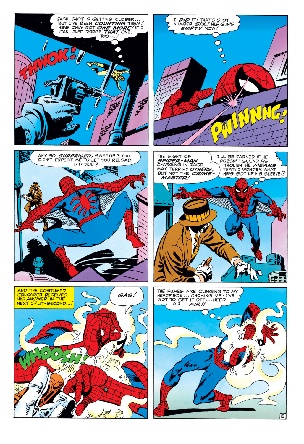 The Amazing Spider-Man (1963) 26 Page 12