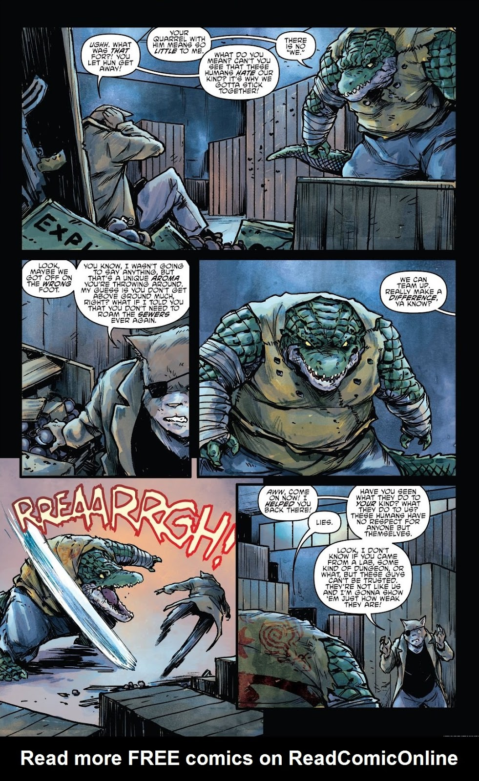 Read online Teenage Mutant Ninja Turtles: The IDW Collection comic -  Issue # TPB 8 (Part 3) - 62