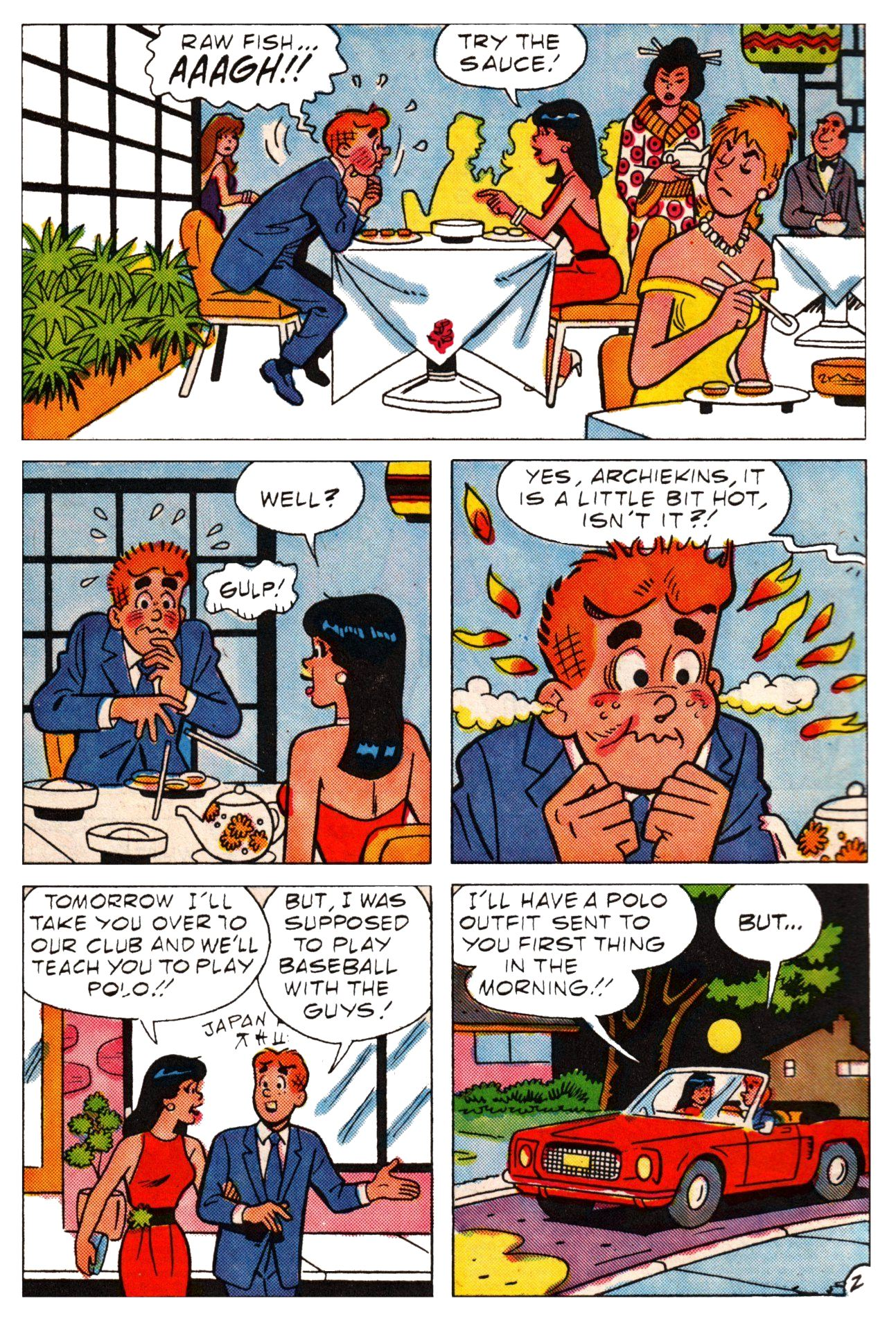 Read online Archie (1960) comic -  Issue #361 - 5