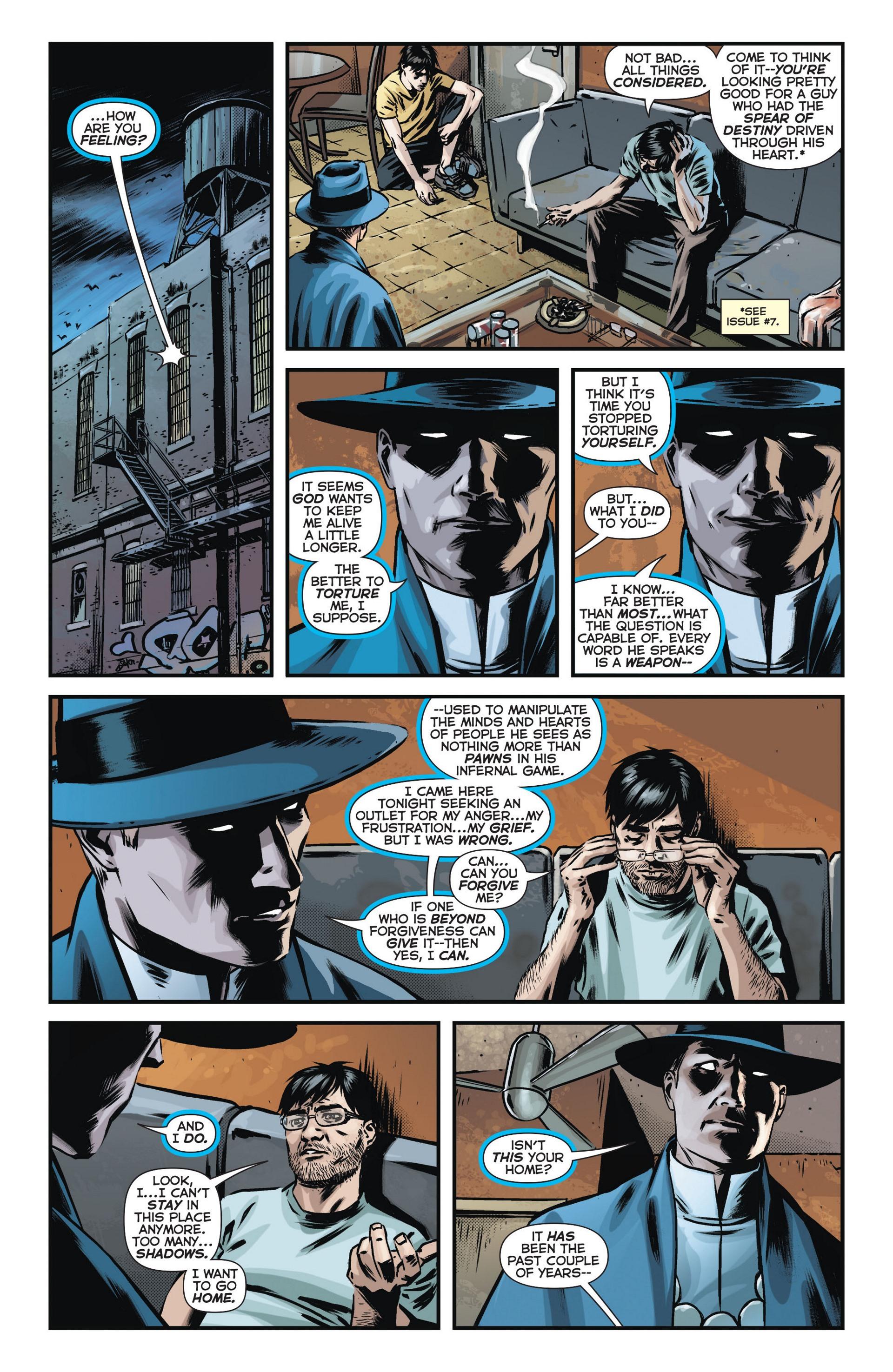 Read online Trinity of Sin: The Phantom Stranger comic -  Issue #12 - 17