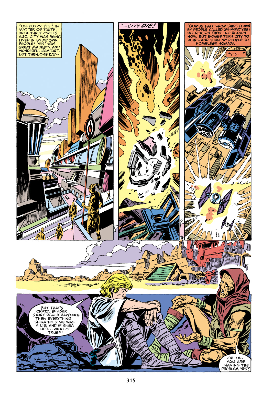 Read online Star Wars Omnibus comic -  Issue # Vol. 16 - 310