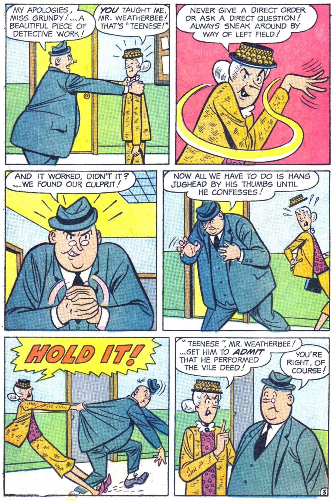 Read online Archie (1960) comic -  Issue #178 - 15