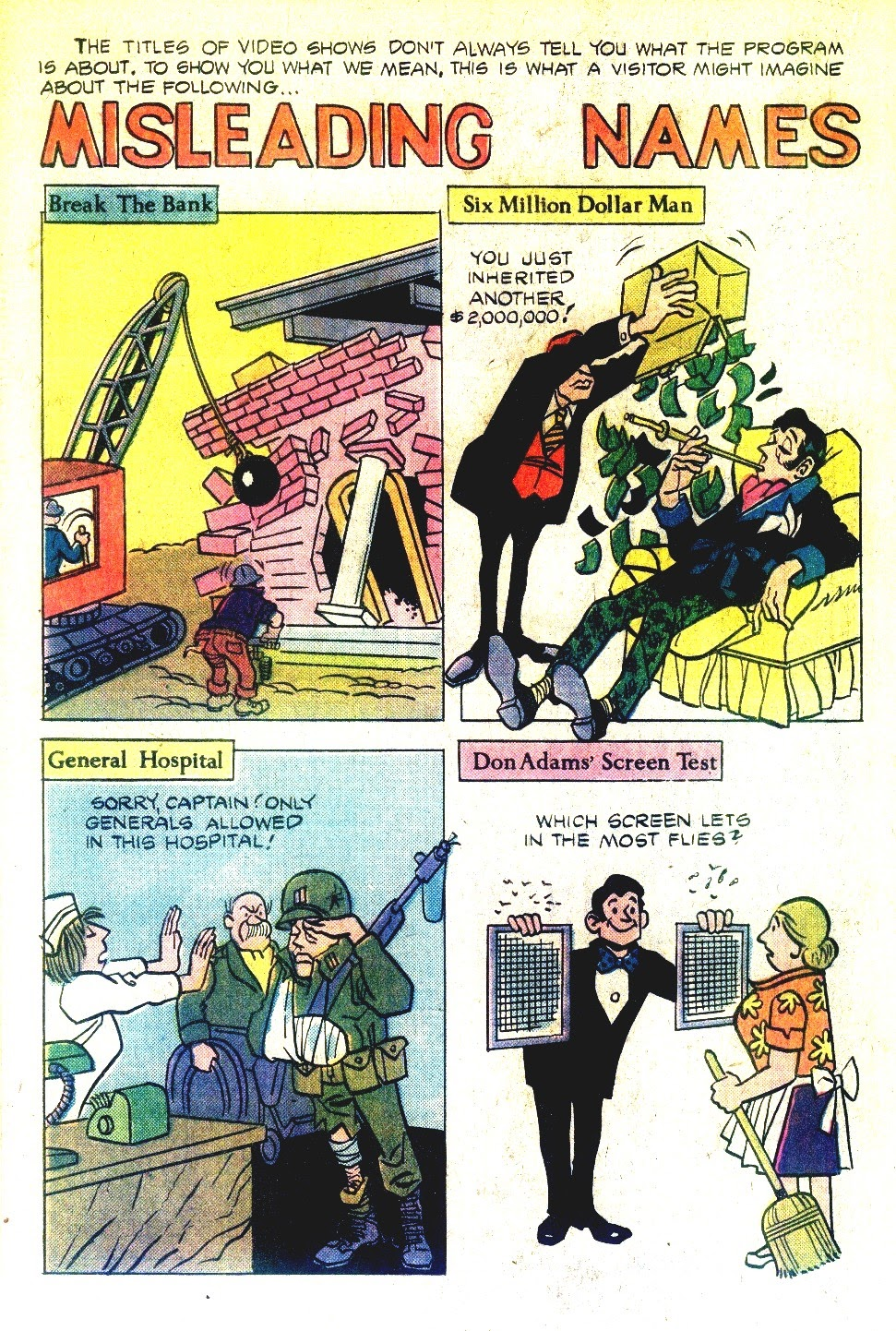 Read online Madhouse Comics comic -  Issue #108 - 20