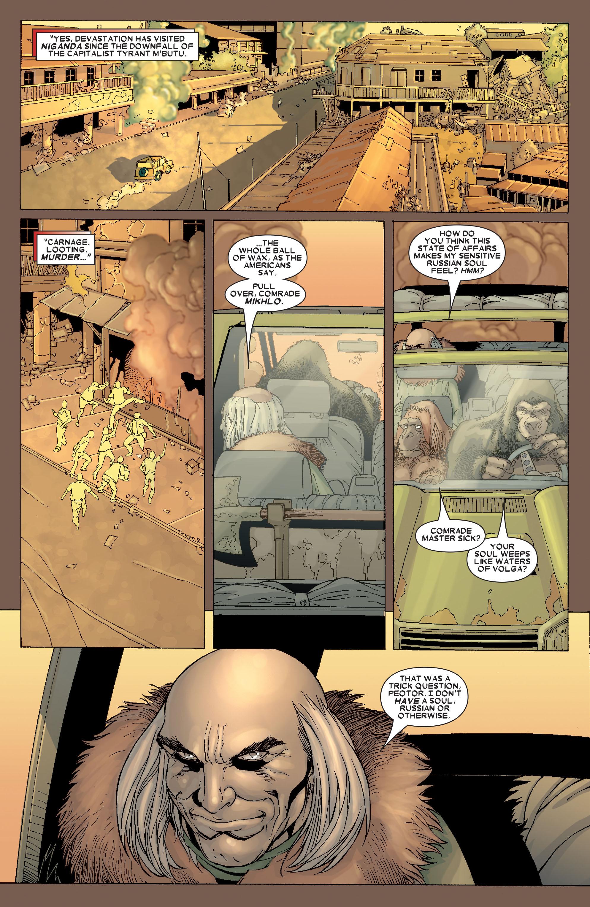 X-Men (1991) 176 Page 5