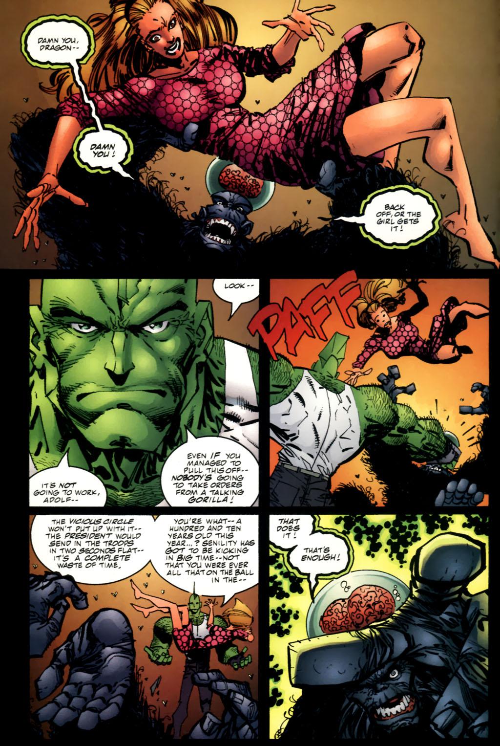The Savage Dragon (1993) Issue #61 #64 - English 5