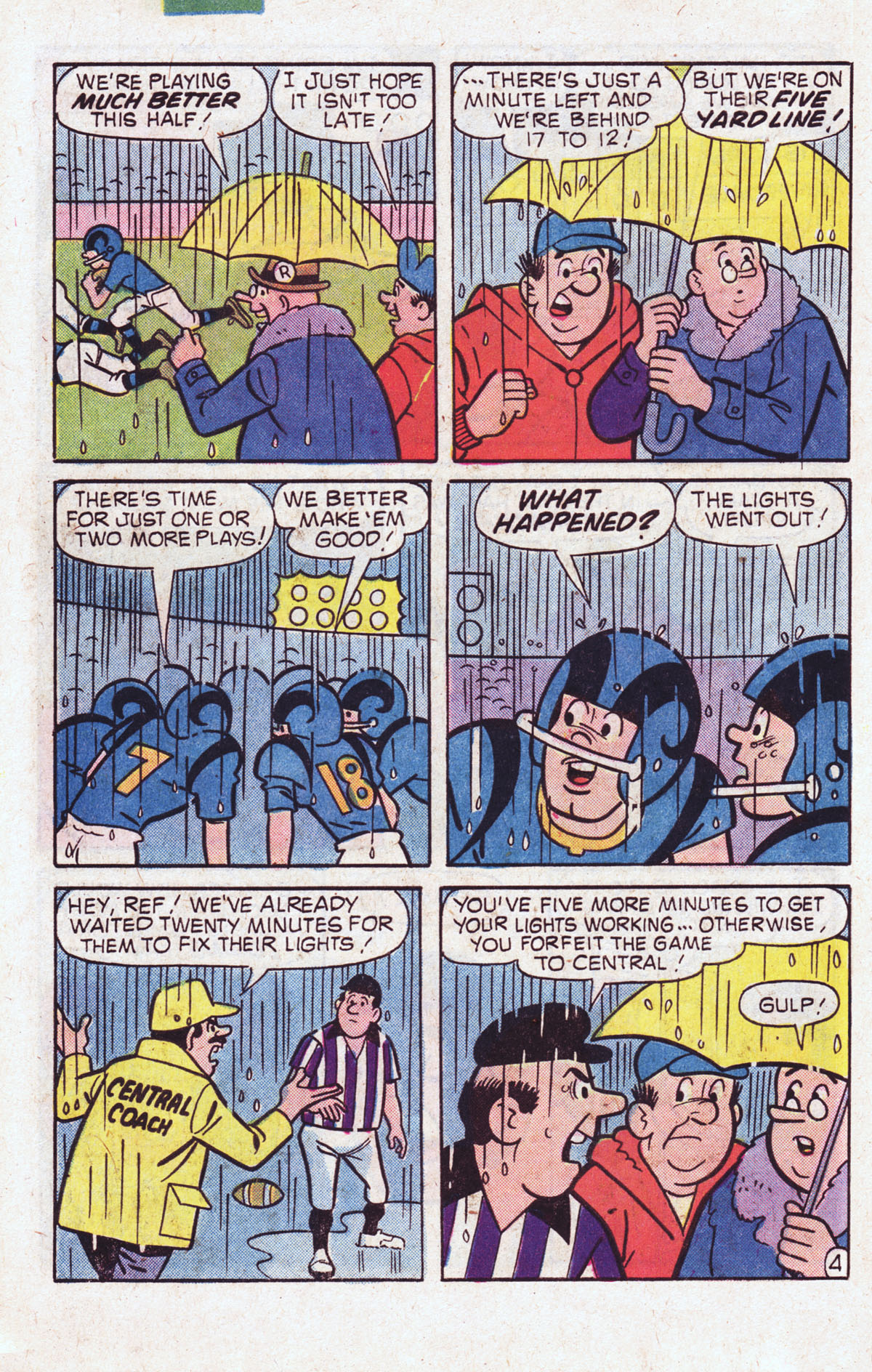 Read online Archie (1960) comic -  Issue #301 - 6