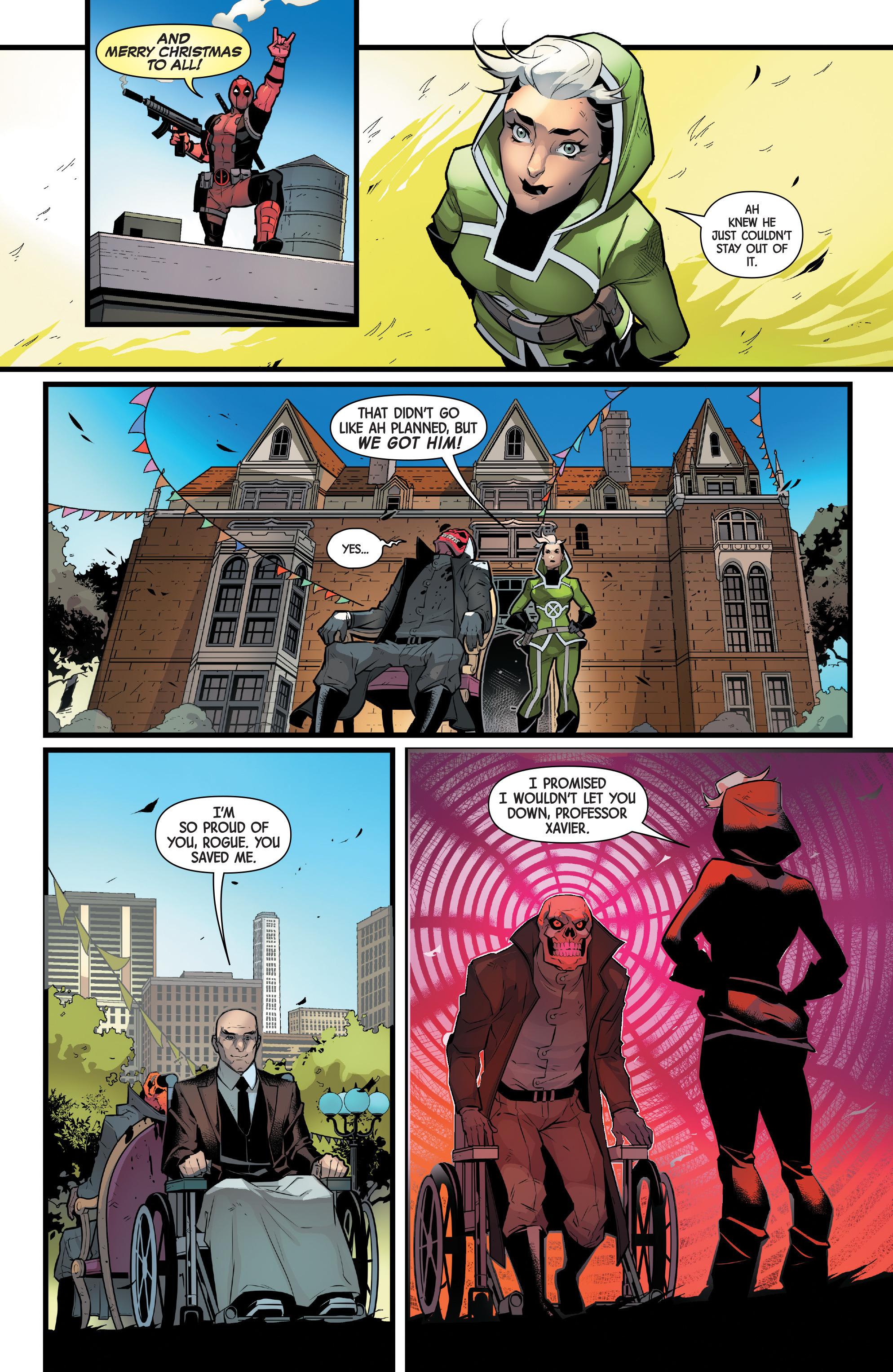 Read online Uncanny Avengers [II] comic -  Issue #18 - 21