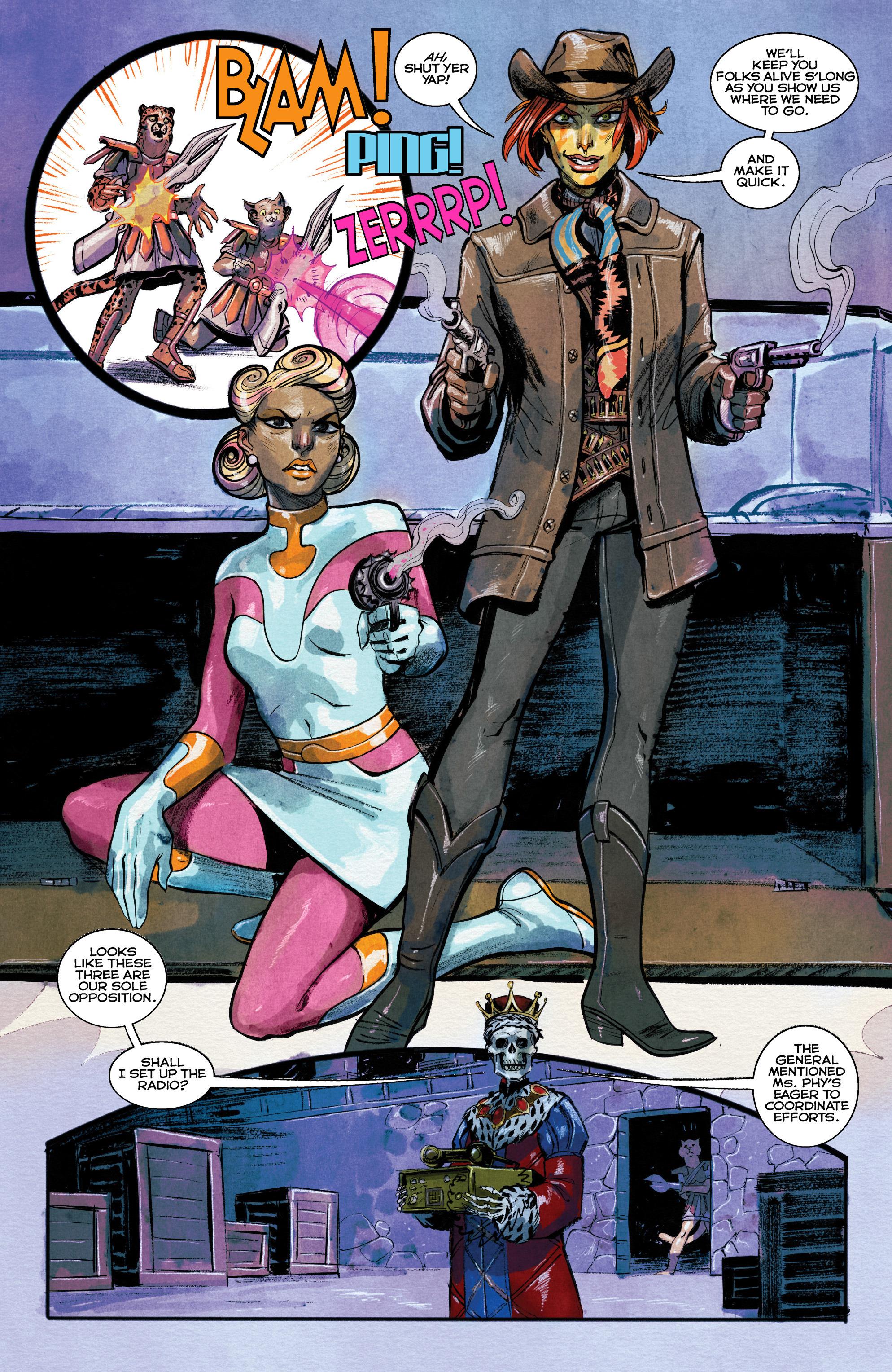 Read online Shutter comic -  Issue #16 - 11