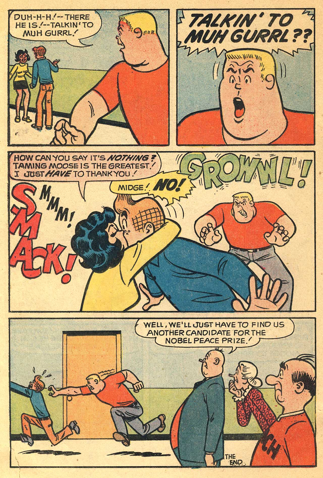 Read online Archie (1960) comic -  Issue #224 - 24
