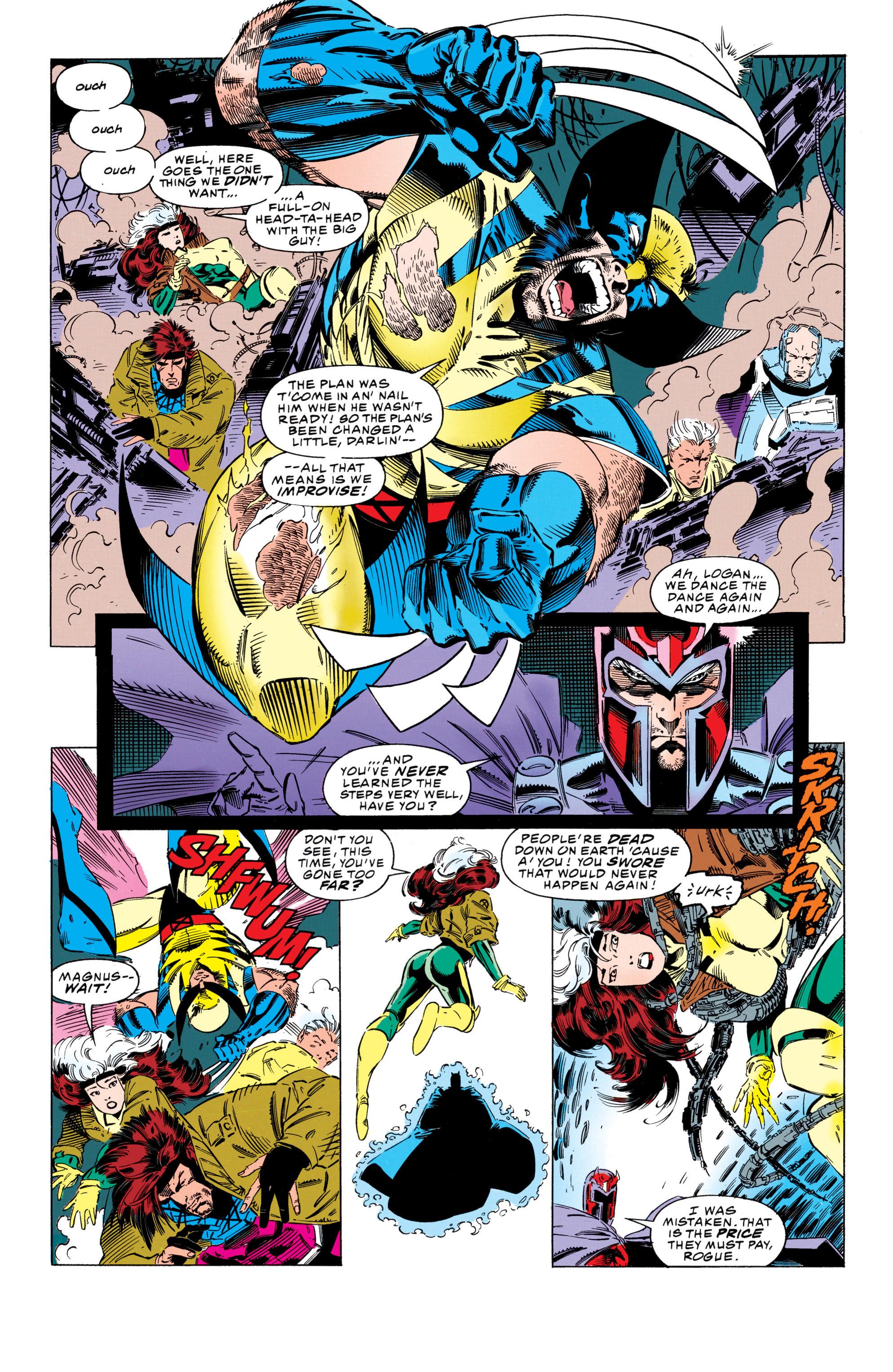 X-Men (1991) 25 Page 25