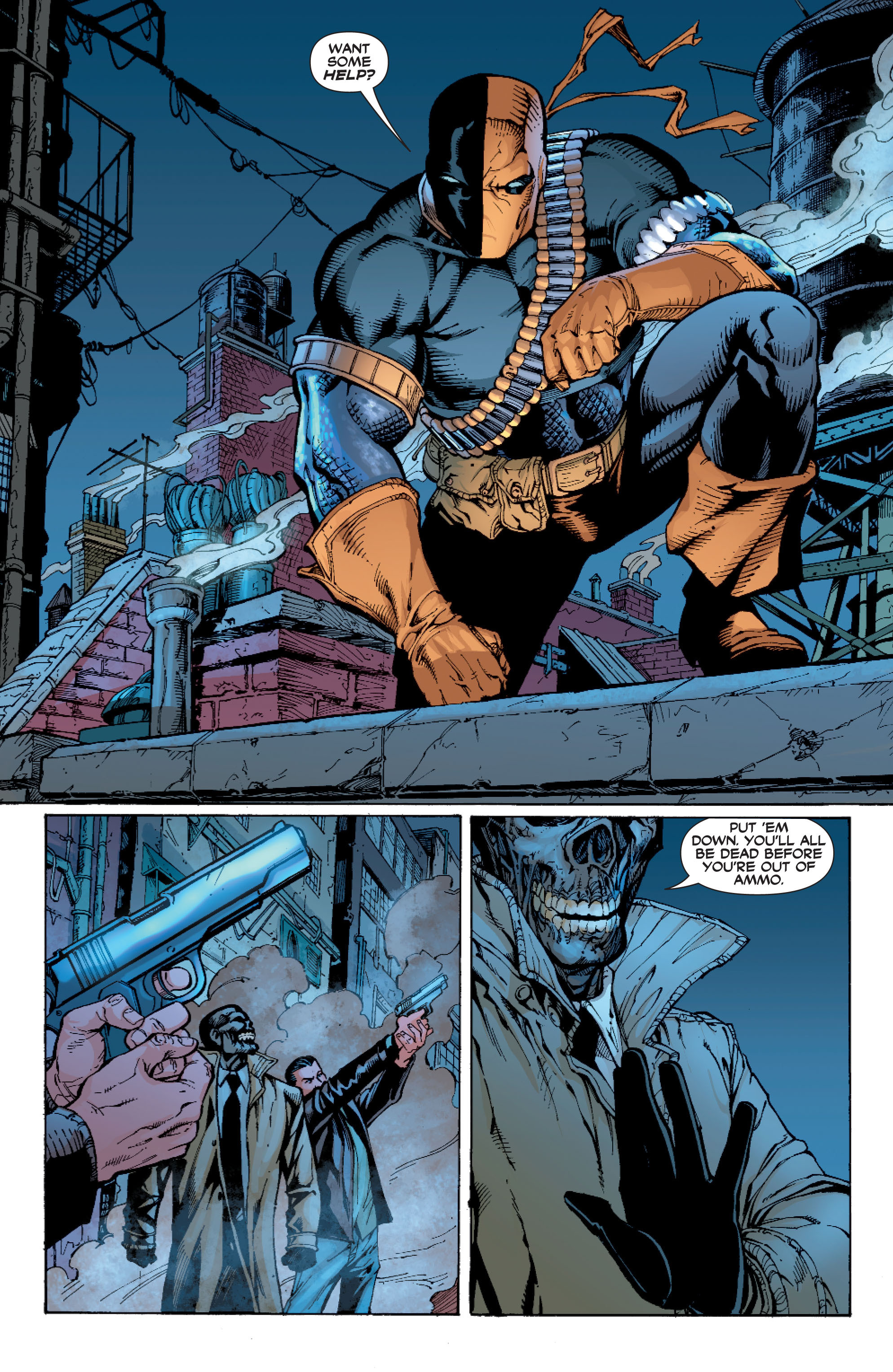 Read online Batman: Under The Red Hood comic -  Issue # Full - 218