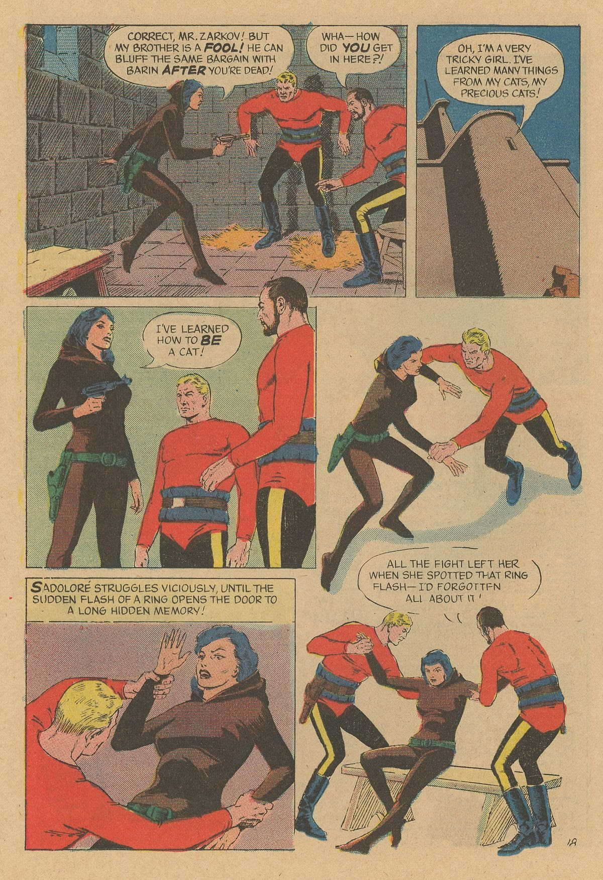 Flash Gordon (1969) issue 12 - Page 24
