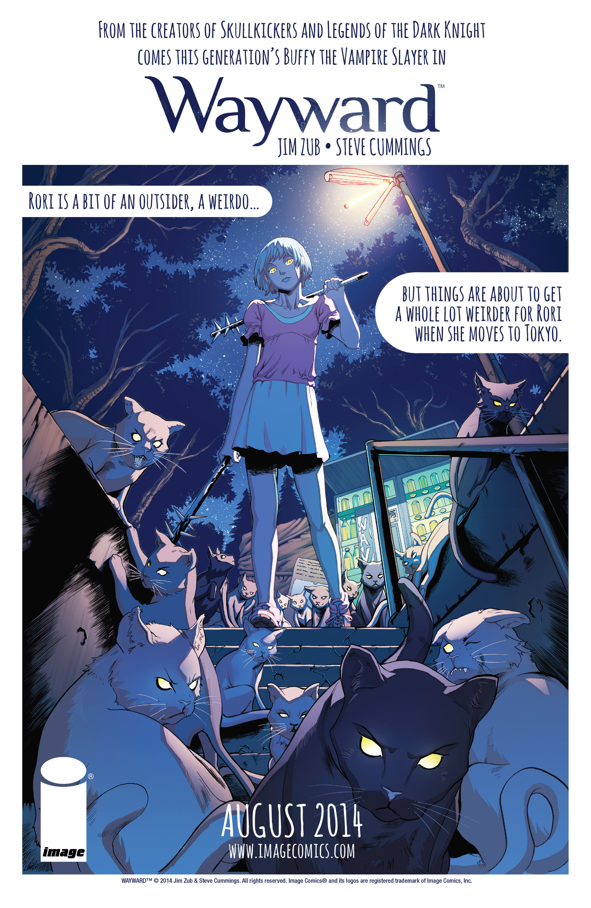 Read online Umbral comic -  Issue #8 - 30
