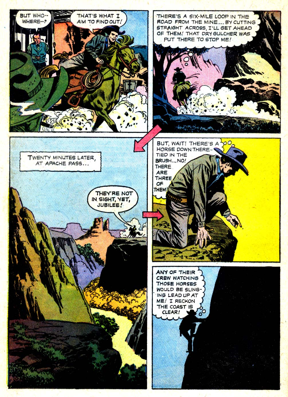 Four Color Comics issue 1075 - Page 16