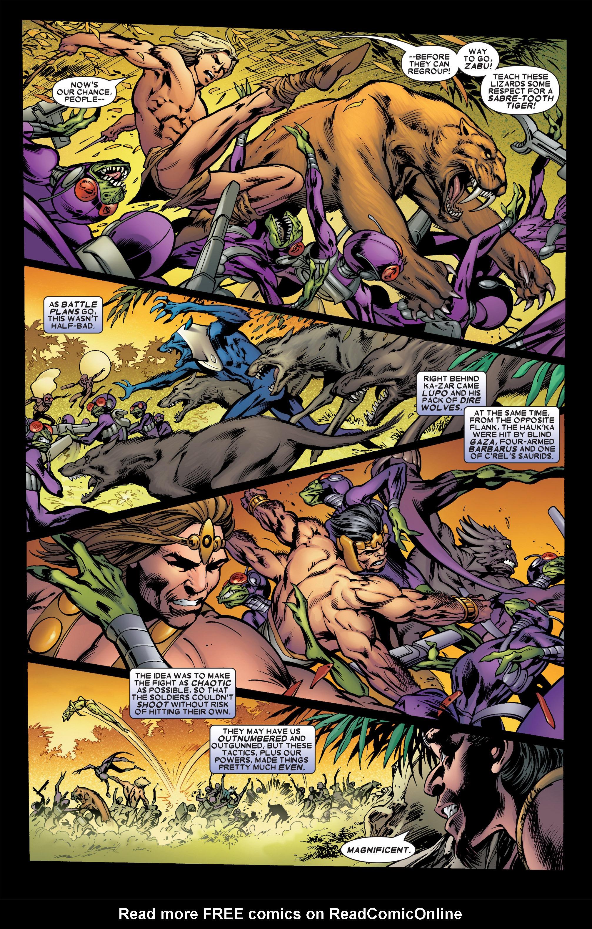 Read online Uncanny X-Men (1963) comic -  Issue #458 - 7