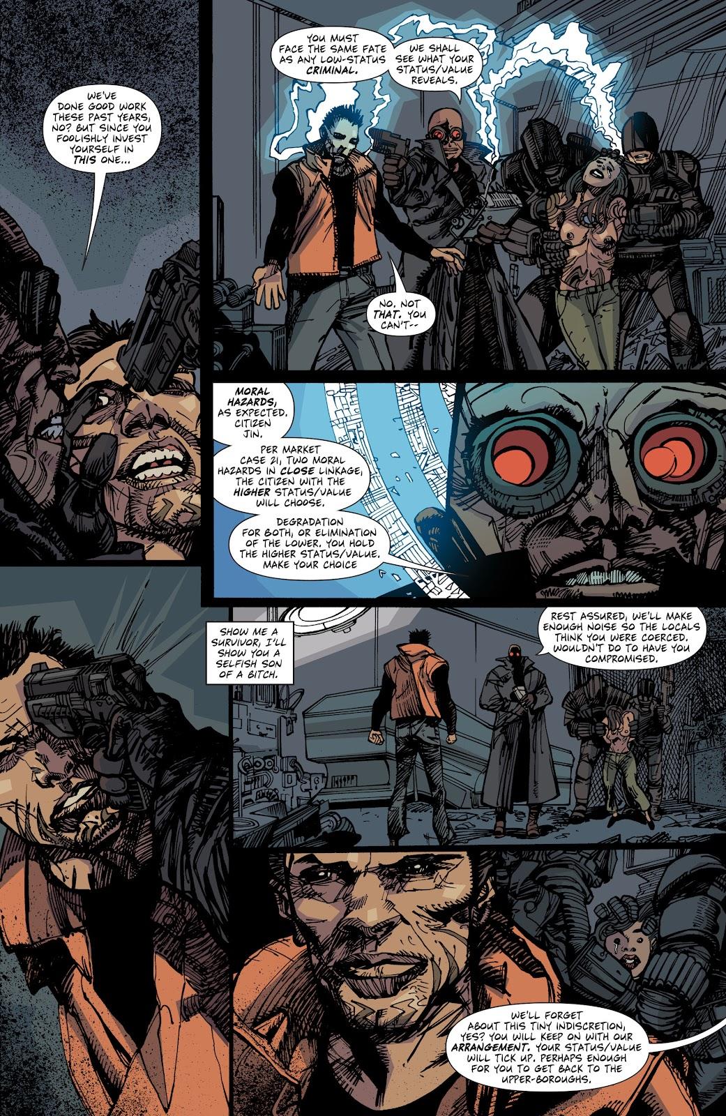 Read online Strange Adventures (2014) comic -  Issue # TPB (Part 1) - 13