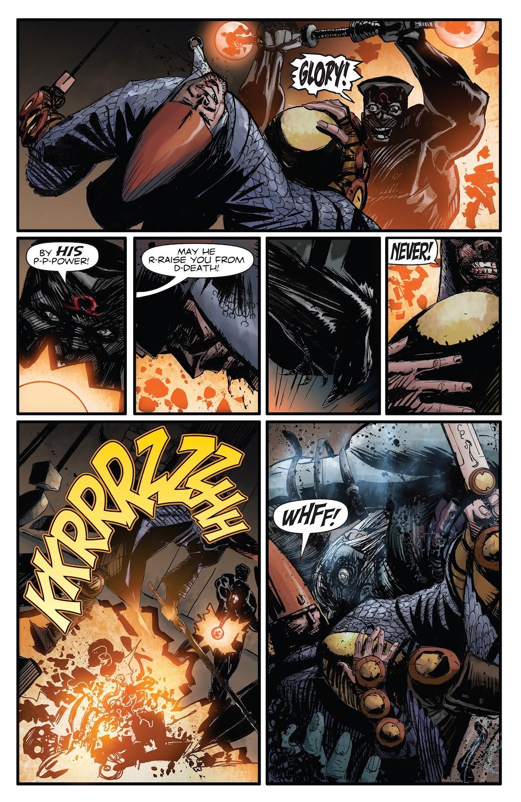 Read online Giantkillers One-Shot comic -  Issue # Full - 19