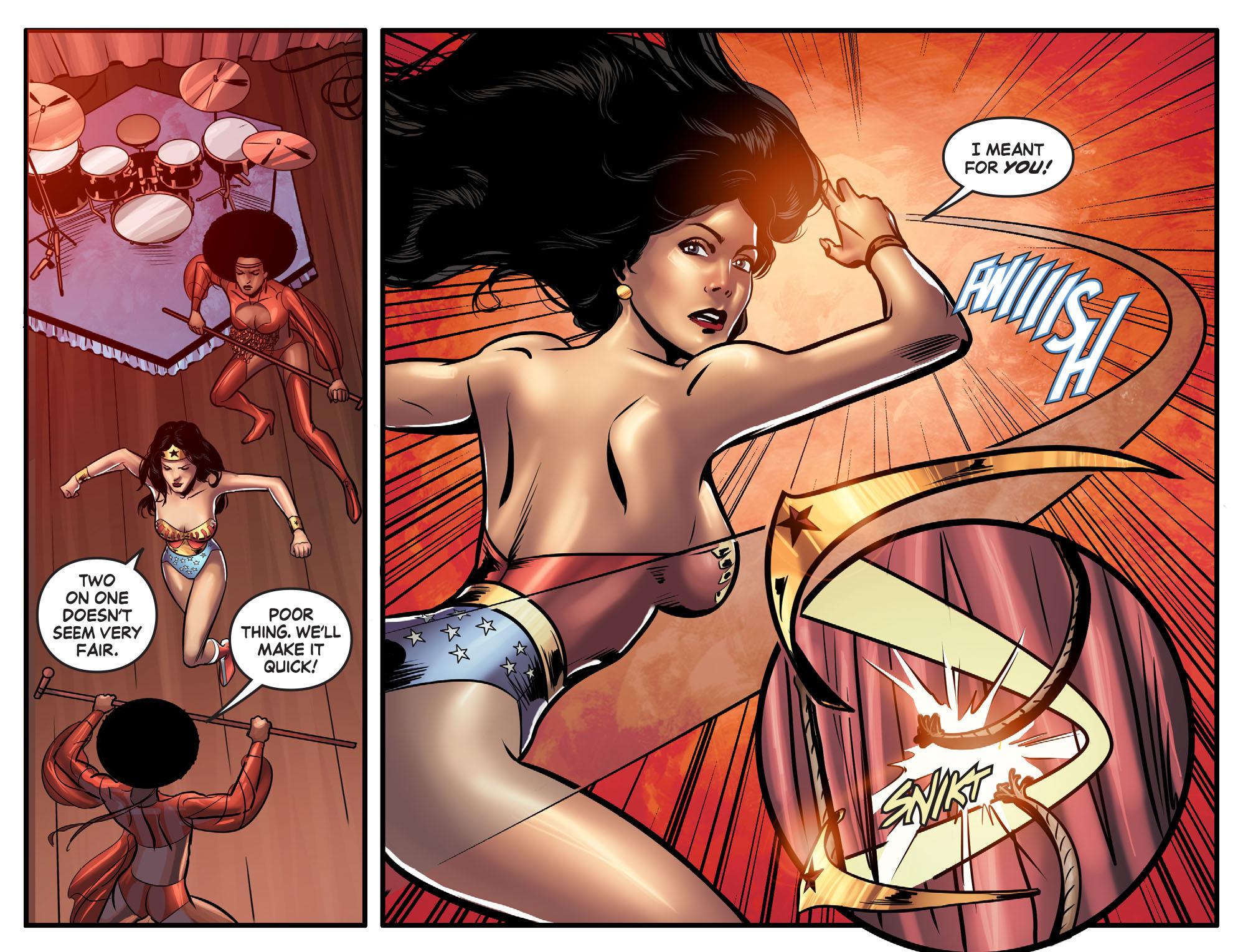 Read online Wonder Woman '77 [I] comic -  Issue #3 - 9