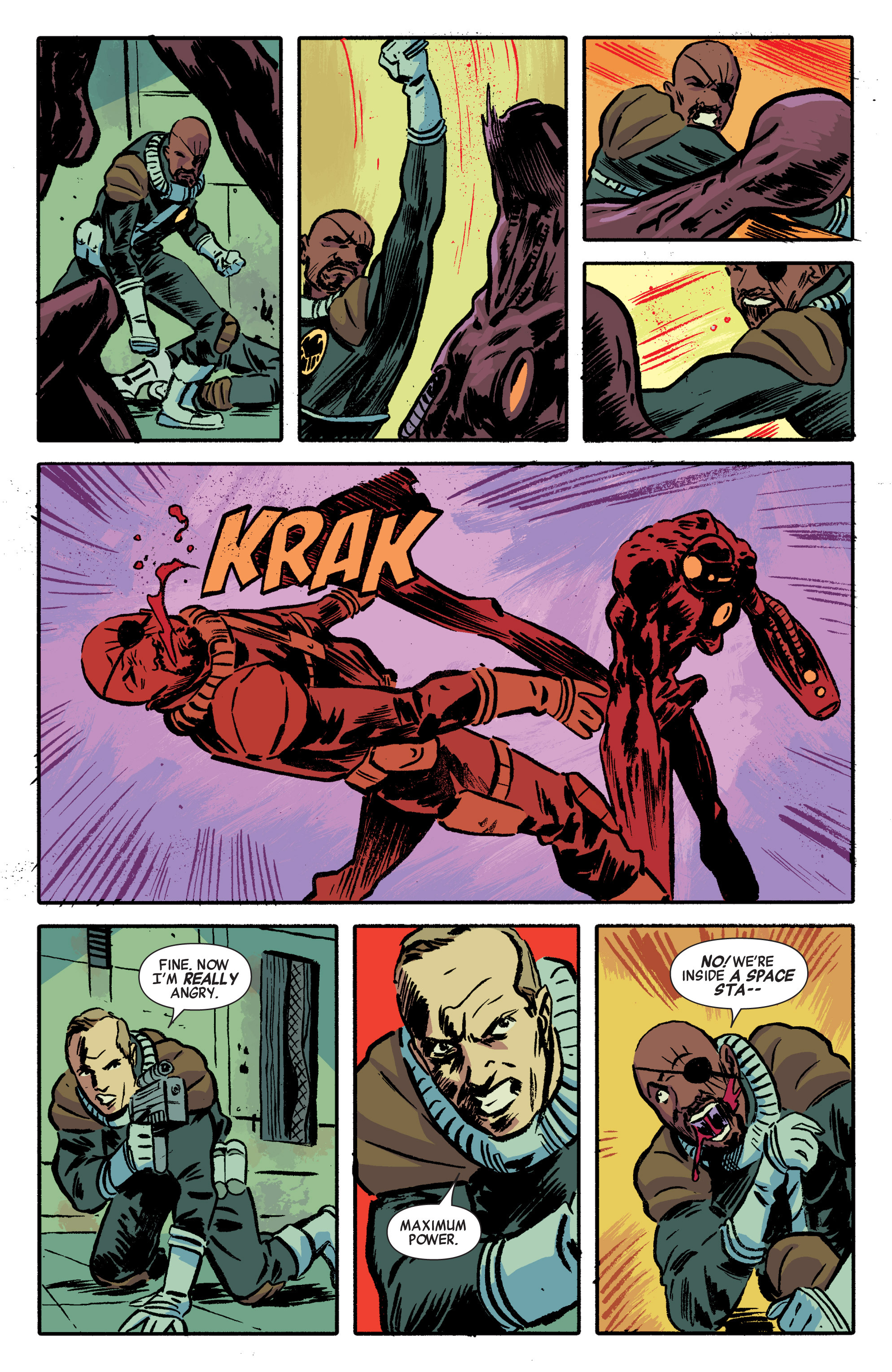 Read online Secret Avengers (2014) comic -  Issue #1 - 11